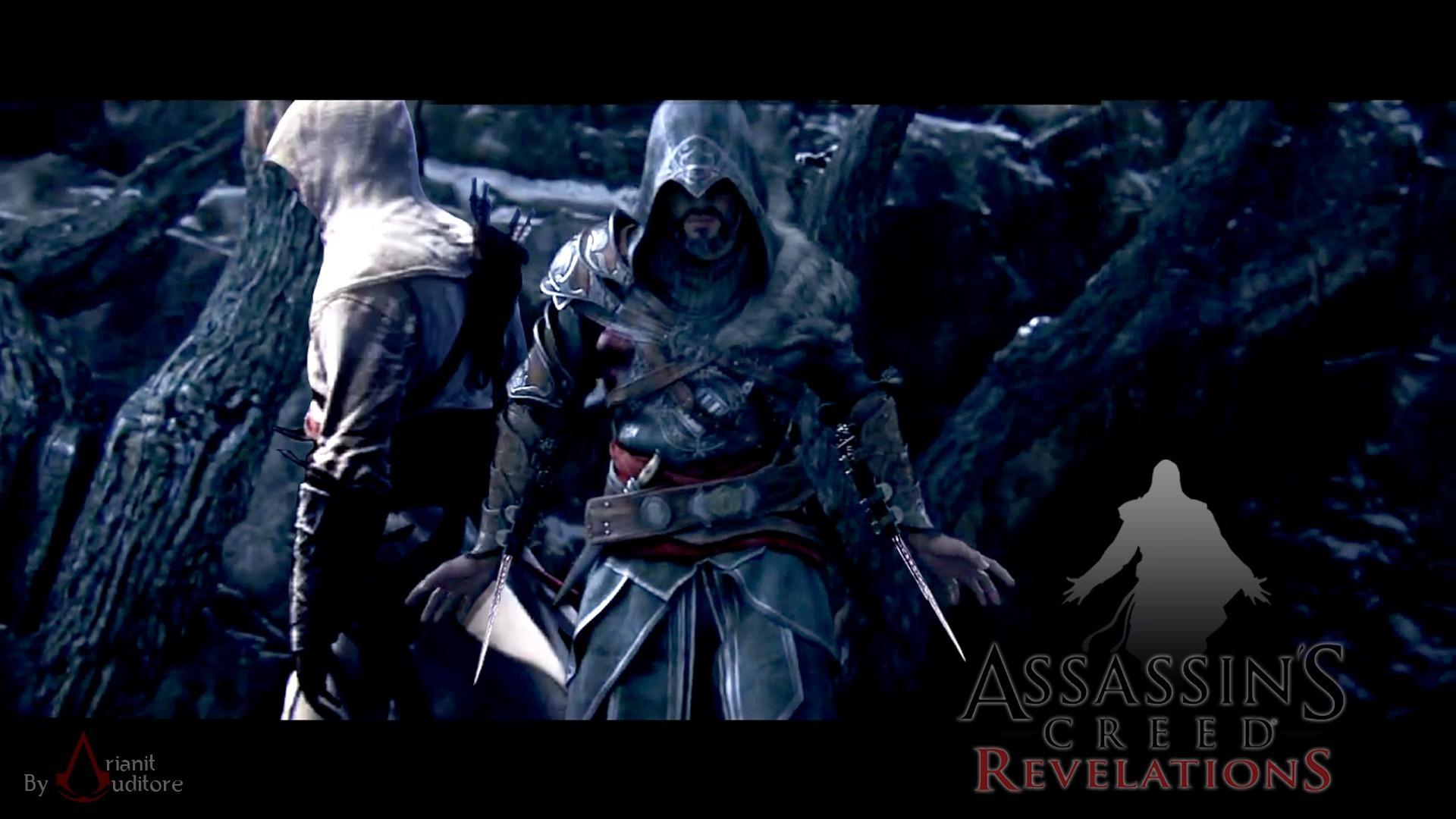 Wallpaper Assassin S Creed Assassins Ezio Auditore Da Firenze