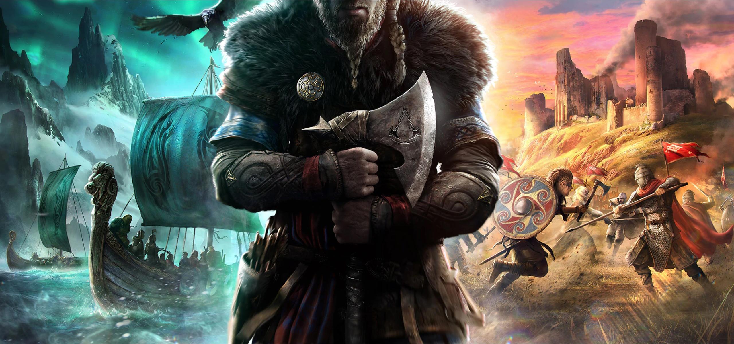 Assassin's Creed valhalla video games Vikings Scandinavia norse Norse mythology 1851749