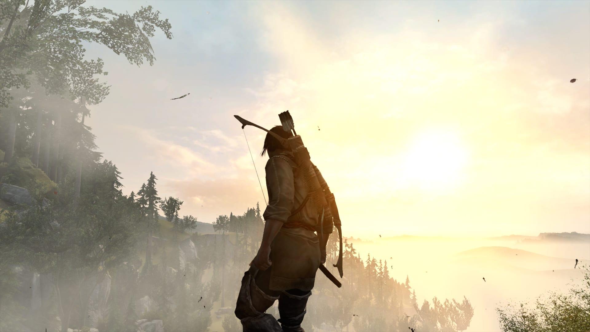 Wallpaper Assassins Creed Video Games Screen Shot