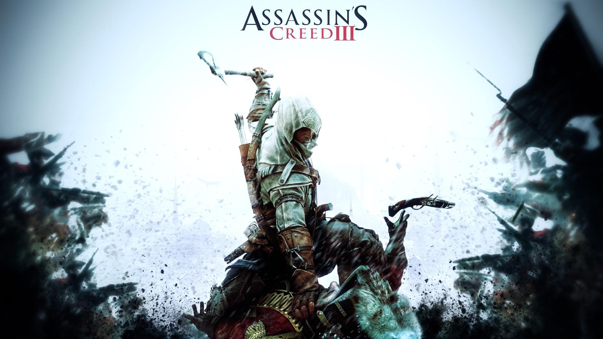 Fondos De Pantalla Assassins Creed 3 Brazo Hacha