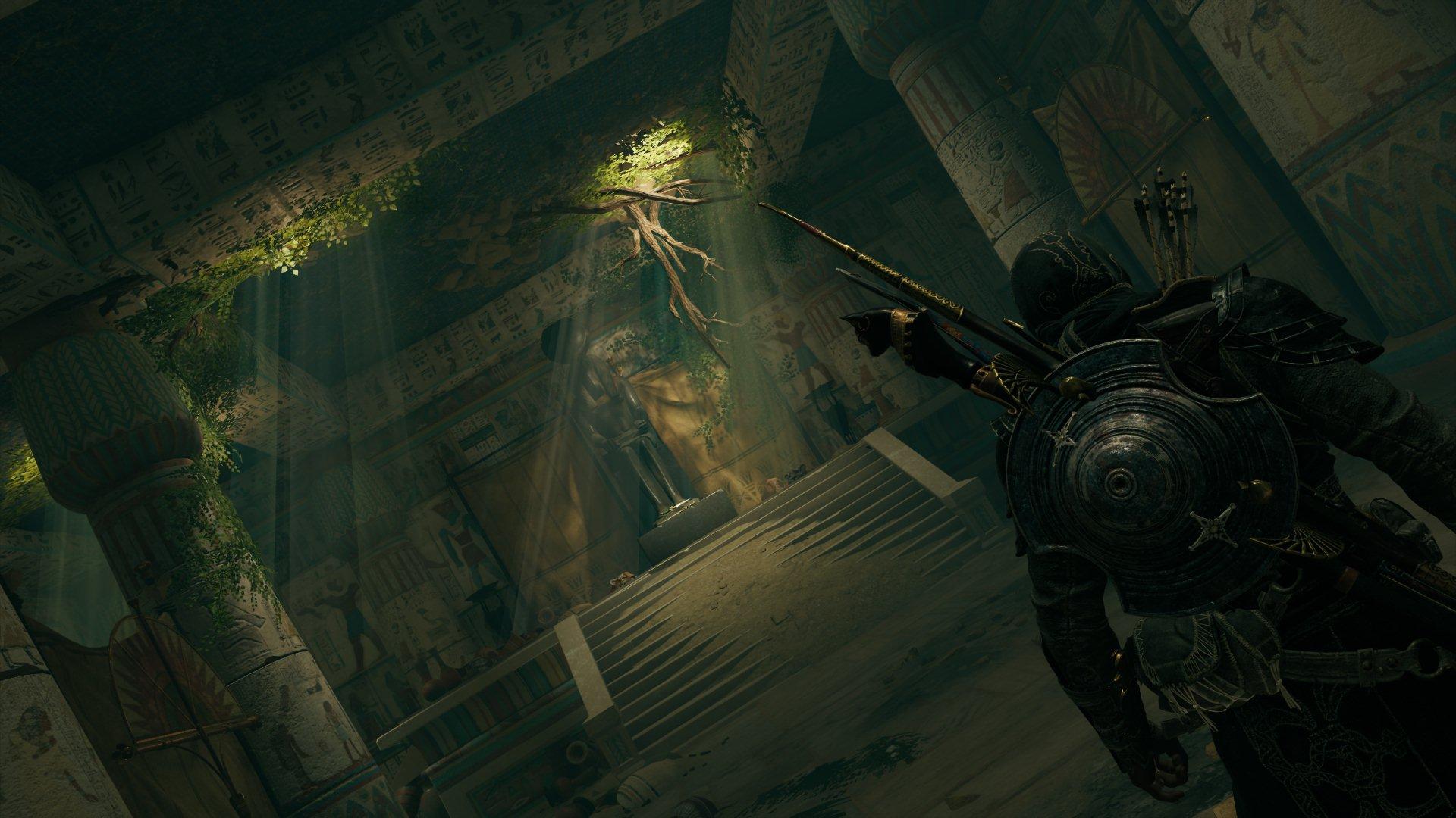 assassins creed origins bayek wallpaper