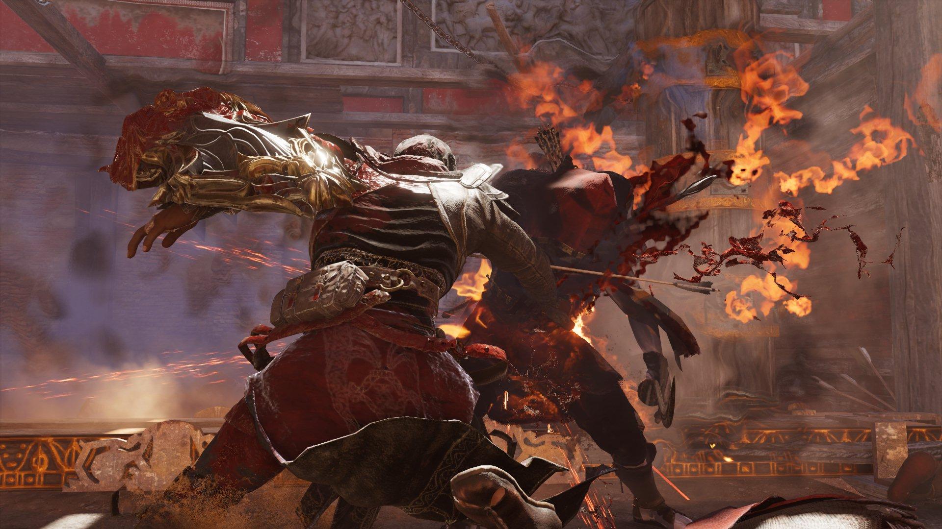 Wallpaper Assassins Creed Origins Assassin S Creed Bayek