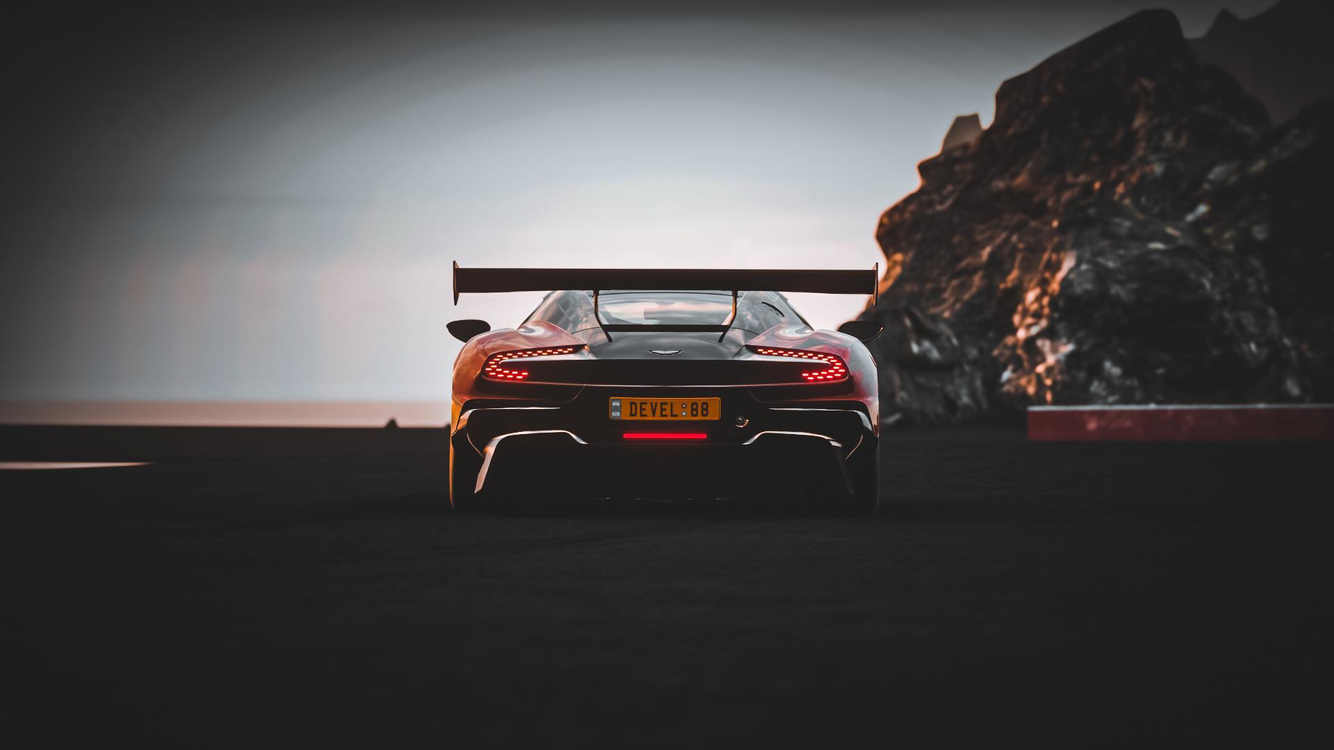 Wallpaper Aston Martin Aston Martin Vulcan Car Video Games Forza Horizon 4 1920x1080 Scyther149 1794991 Hd Wallpapers Wallhere