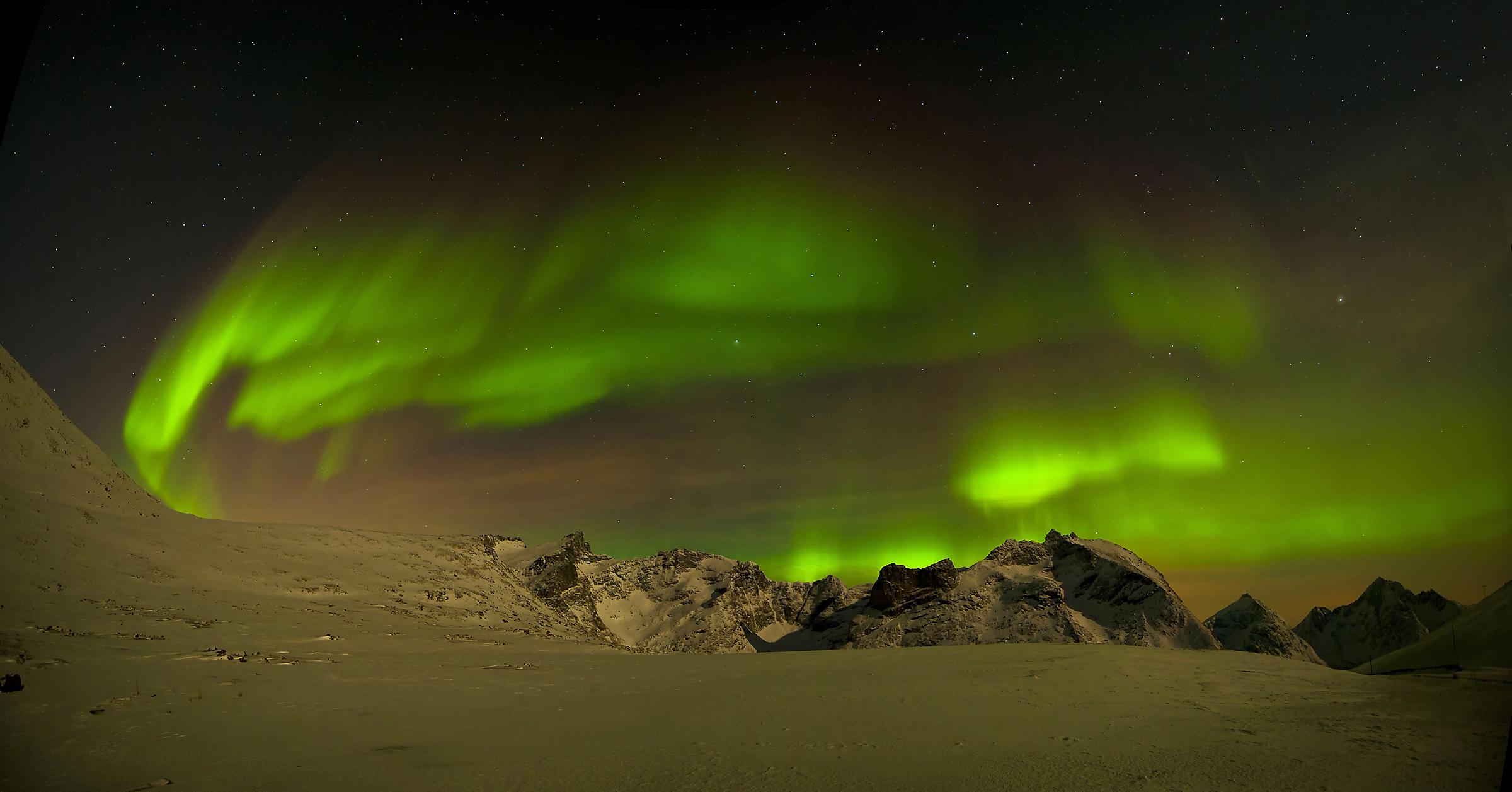 デスクトップ壁紙 オーロラ 自然 雰囲気 空 現象 風景 夜 2400x1257 デスクトップ壁紙 Wallhere