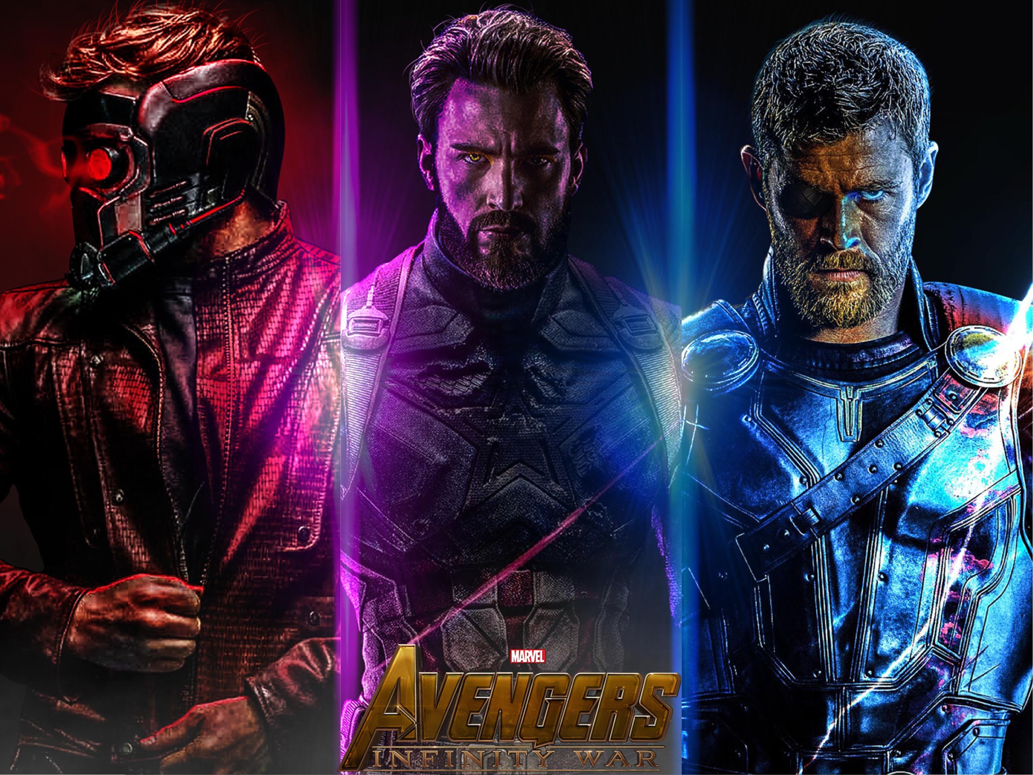 Captain America Hd Wallpaper Infinity War Many Hd Wallpaper