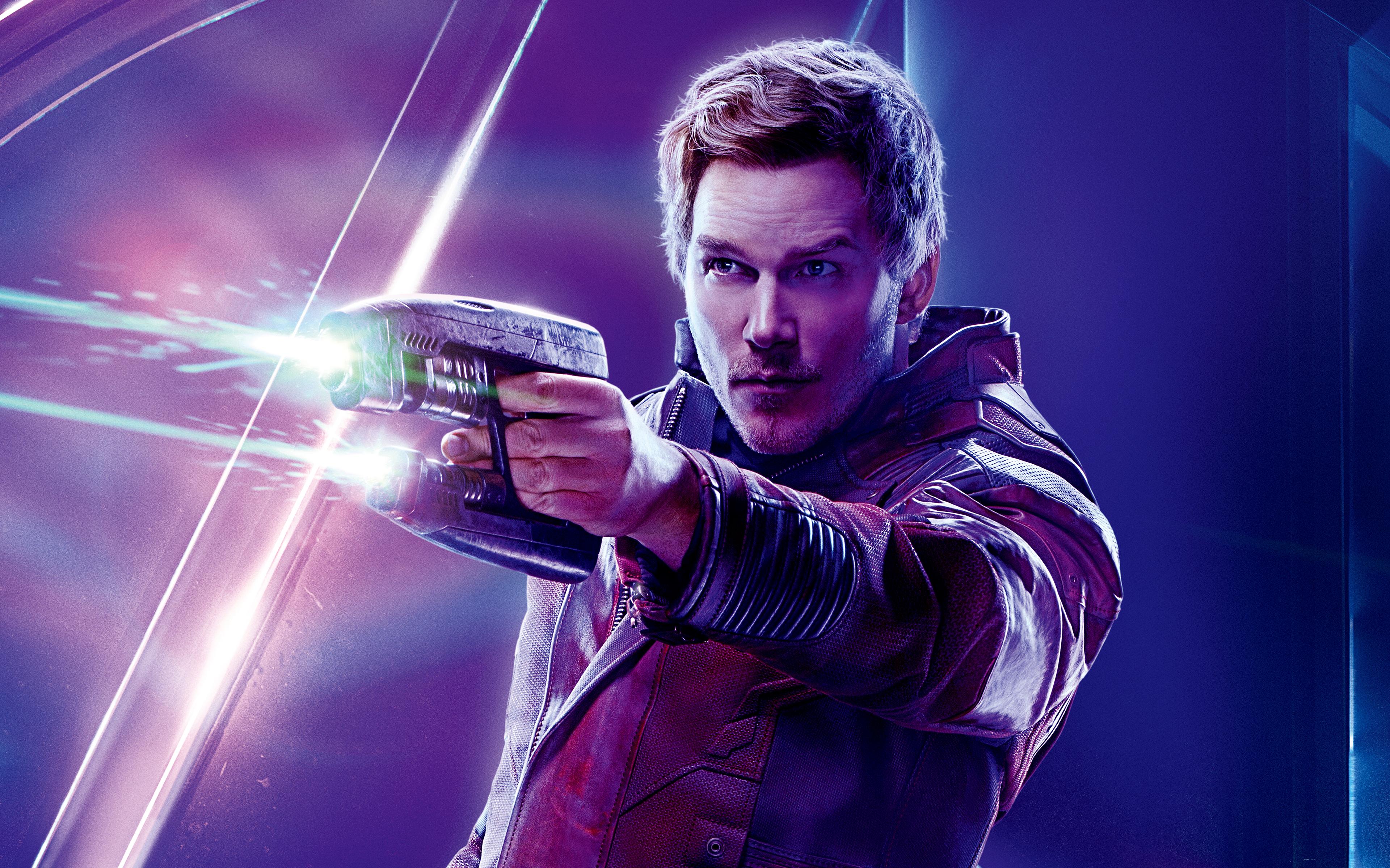 Fondos De Pantalla Avengers Infinity War Guardianes De La