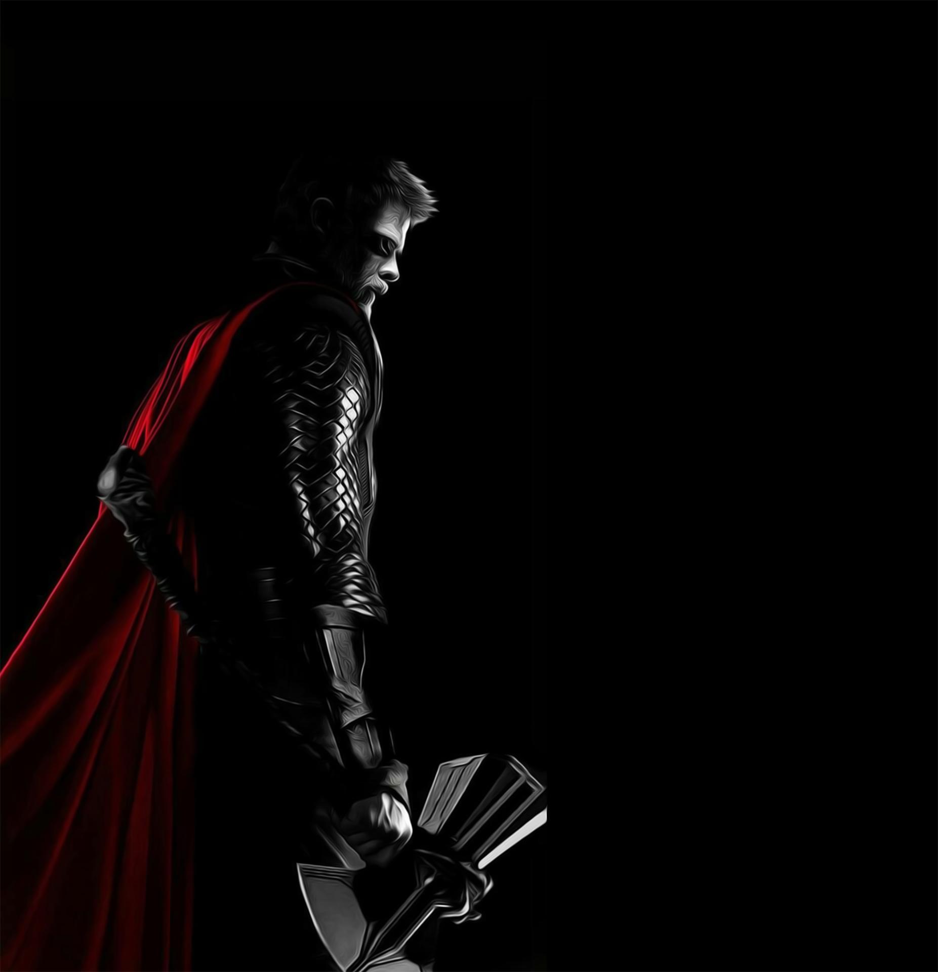 Avengers Infinity war, Thor Ragnarok