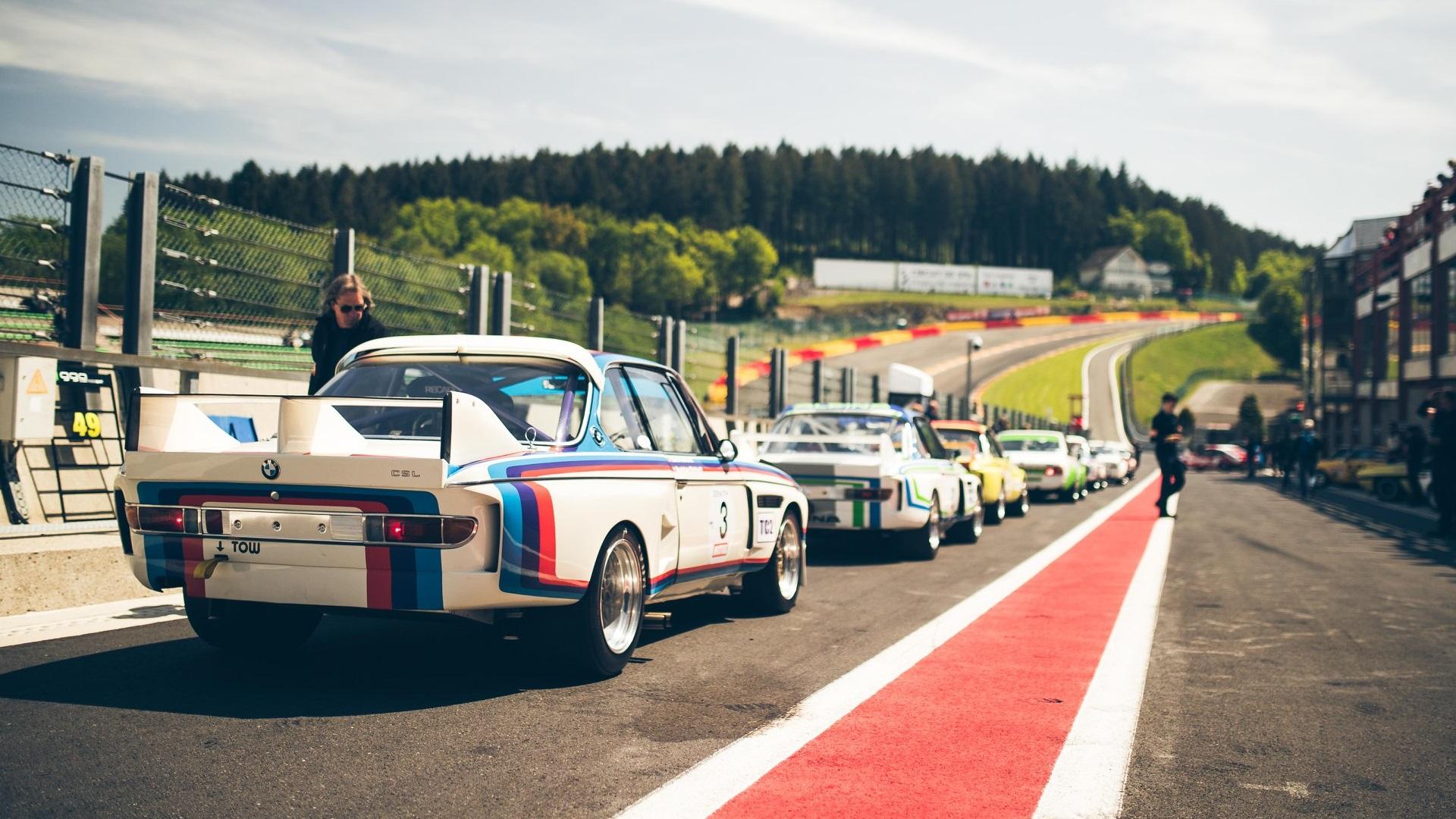 Bmw 3 0 Csl >> Wallpaper Bmw 3 0 Csl Race Cars Spa Francorchamps