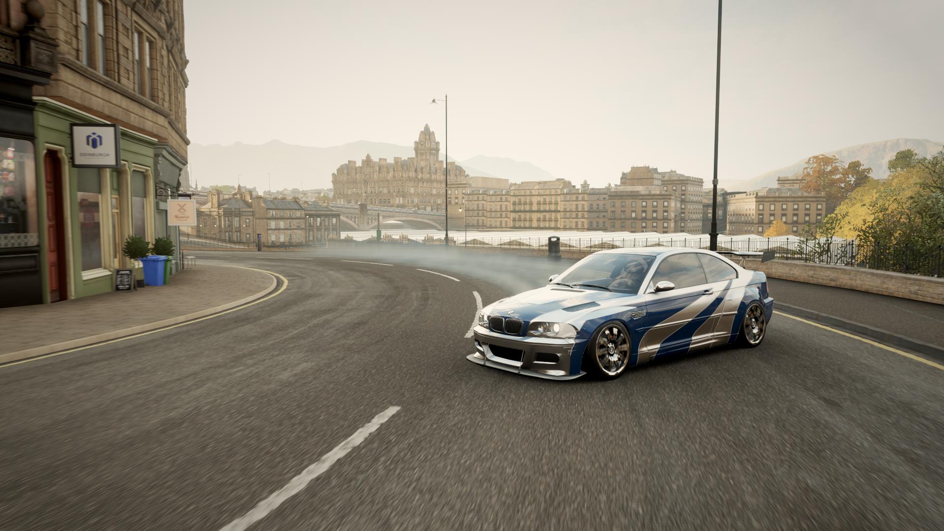 Wallpaper E 46 Forza Horizon 4 Need For Speed Need For Speed