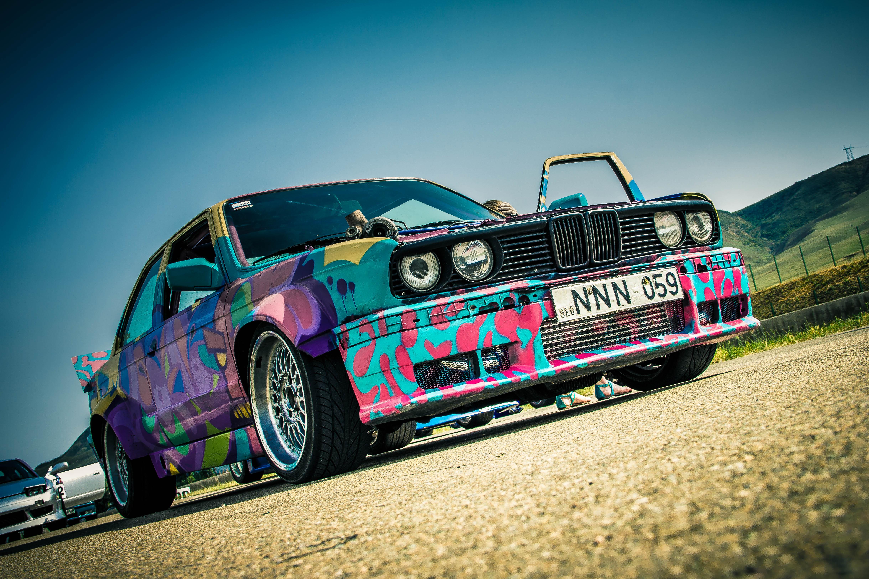 Wallpaper : BMW, e30, driftcar, worldcars 4879x3253 ...