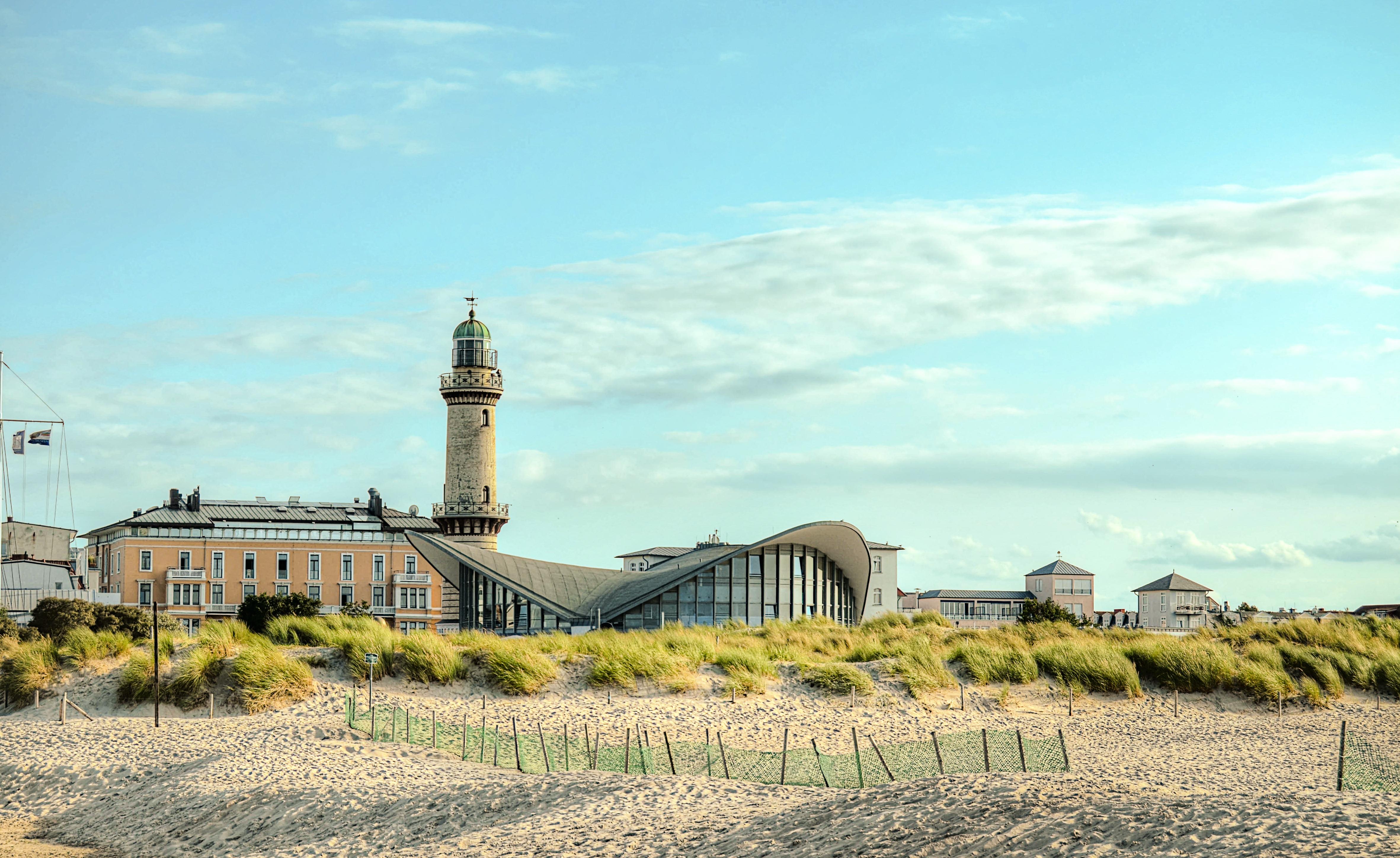 Wallpaper Baltic Sea Beach Lighthouse Skyline 4725x2897 Sabrina 1247443 Hd Wallpapers Wallhere