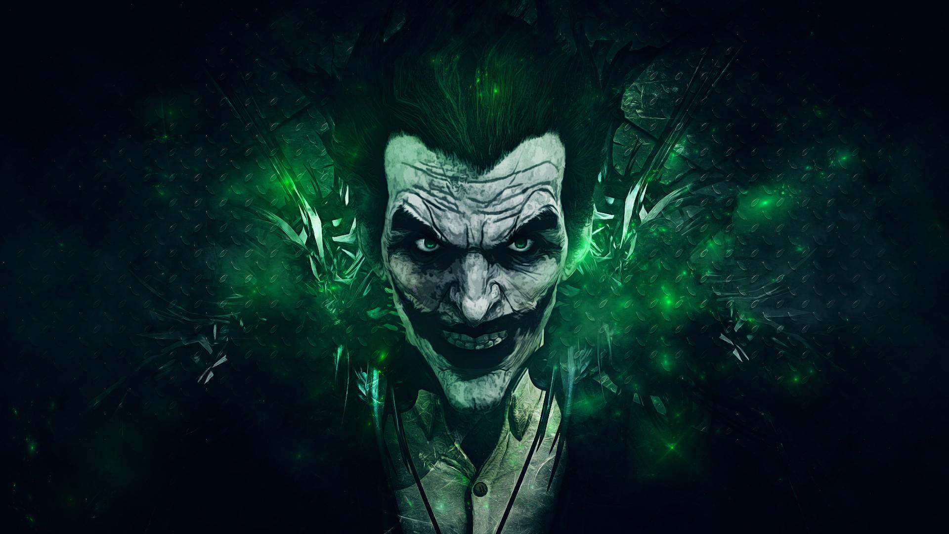 Wallpaper Batman Arkham Origins Joker Games Montreal Rocksteady