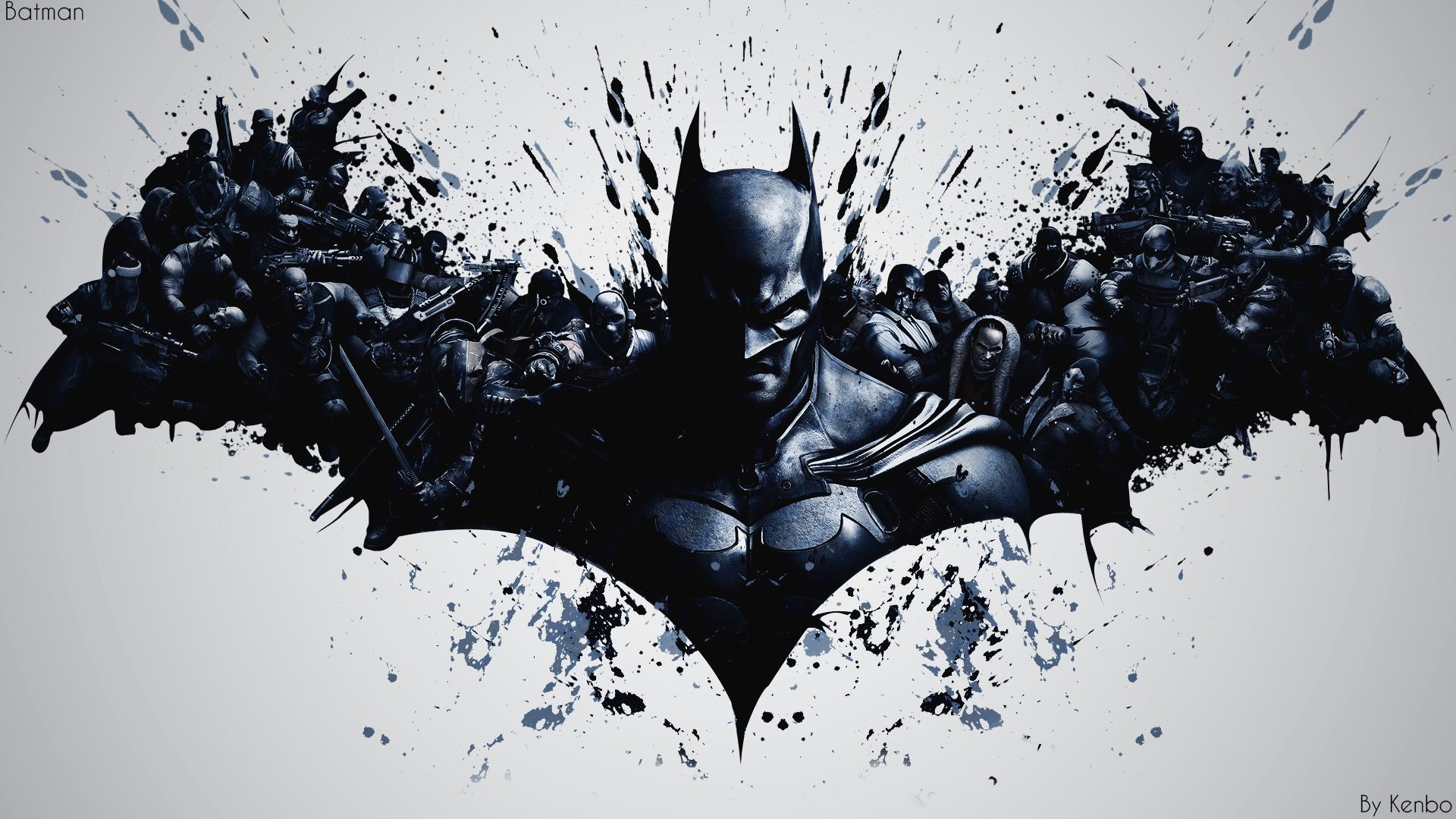 Обои Бэтмена На Рабочий