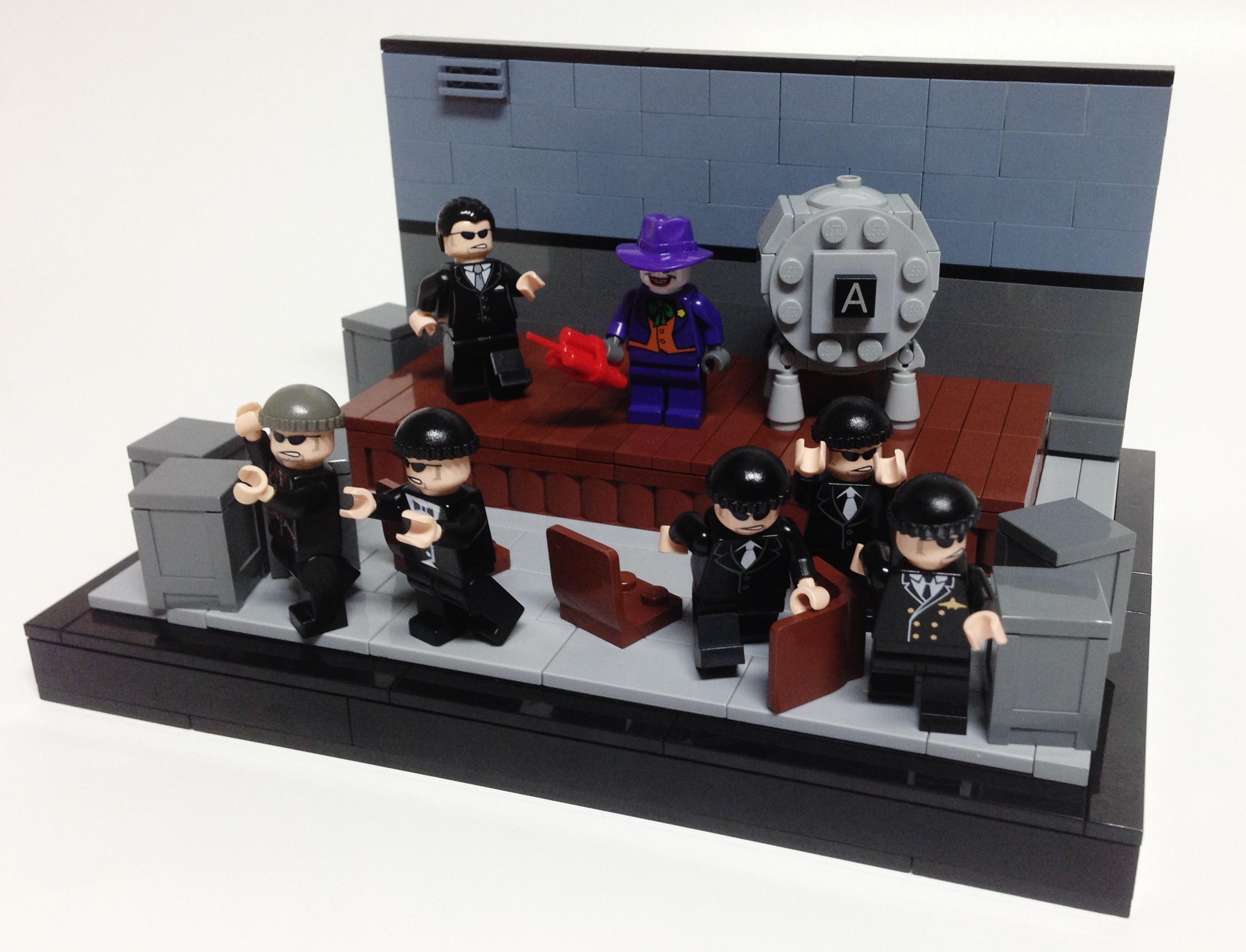 デスクトップ壁紙 バットマン ジョーカー レゴ おもちゃ