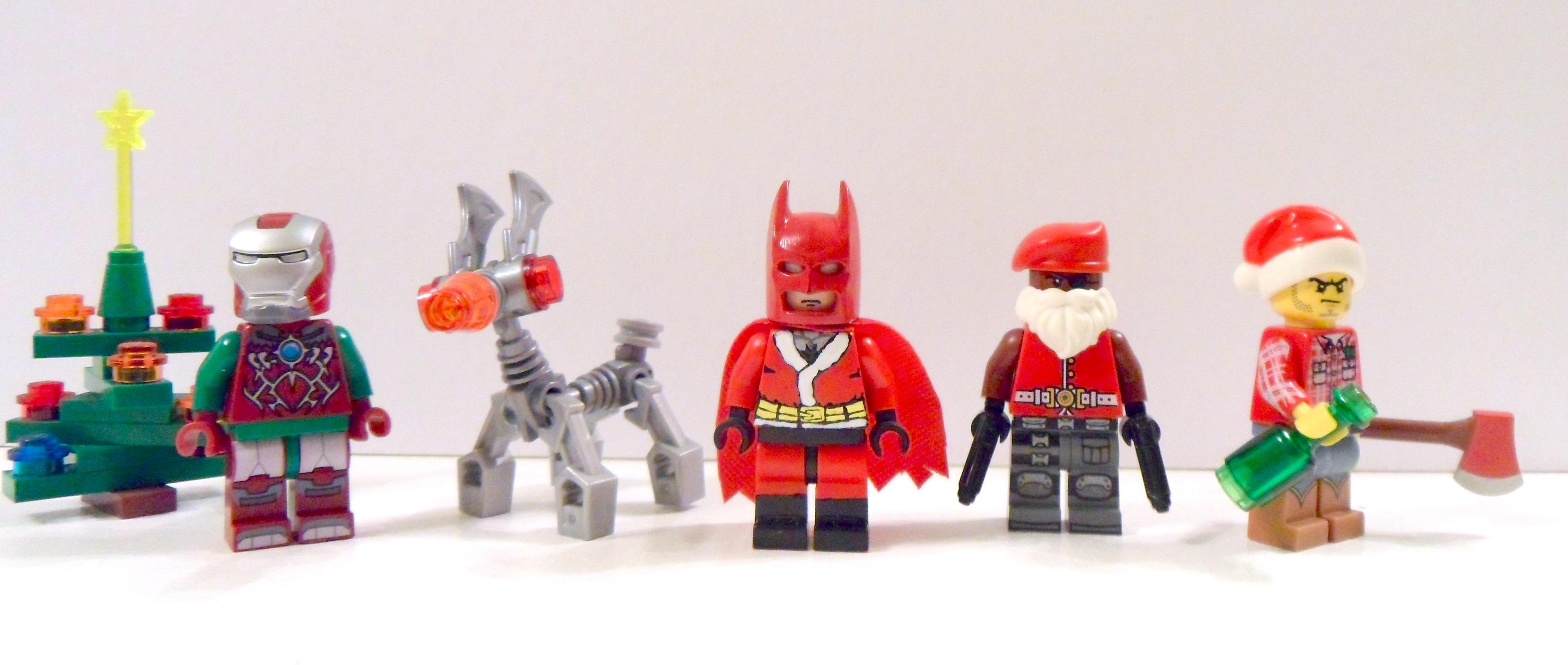 wallpaper : batman, lego, christmas, toy, holiday, dccomics, marvel