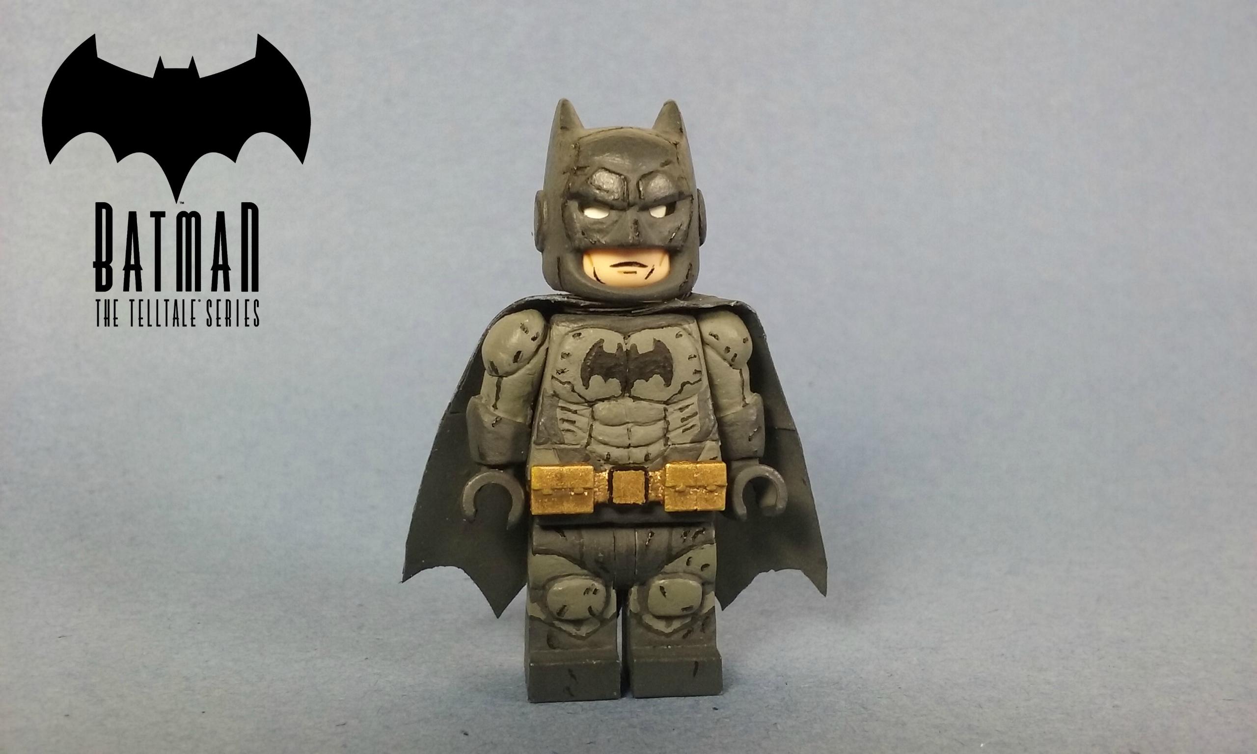 Wallpaper Batman Legobatman Telltale 2560x1536