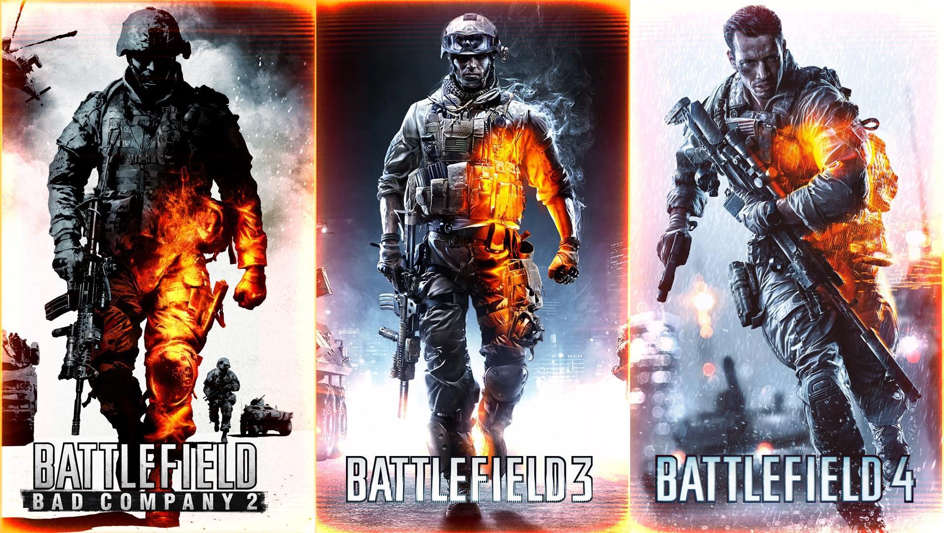 Wallpaper Battlefield 3 Battlefield 4 Battlefield Bad Company