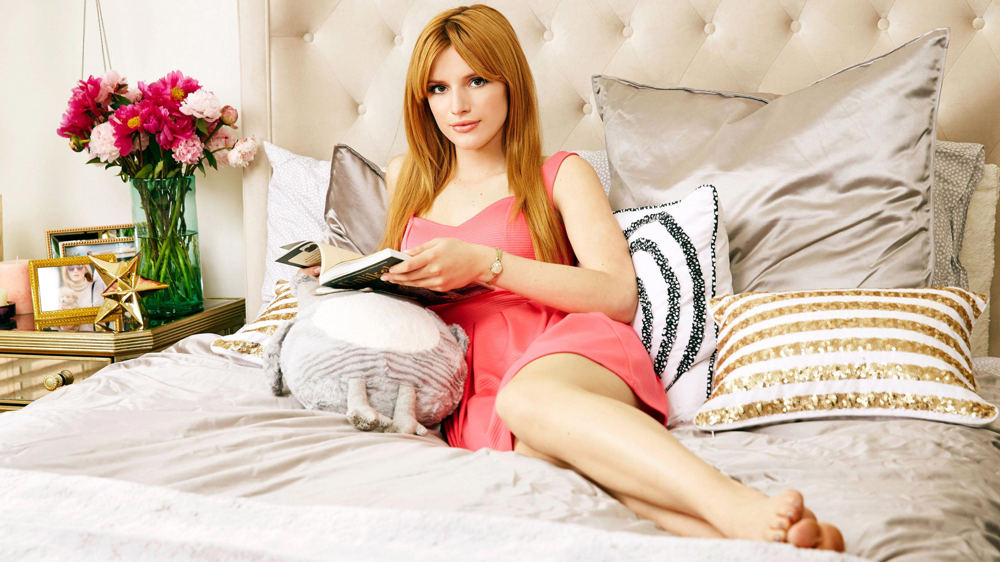 Fondos De Pantalla Bella Thorne Mujer Actriz Vestido