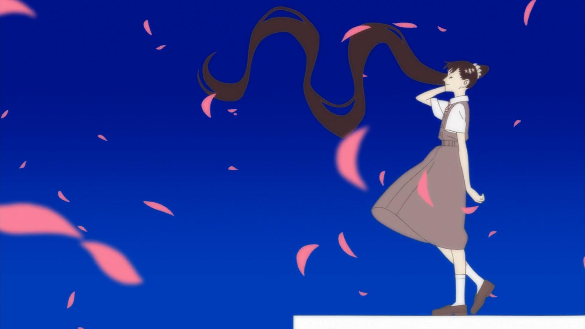 Wallpaper Black Clover Anime Girls Blue Background