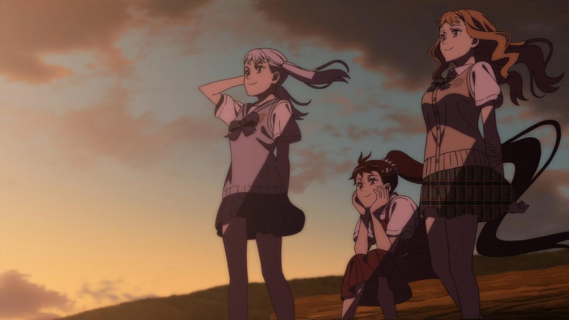 Wallpaper Black Clover Anime Girls Sky 1920x1080 Nasy