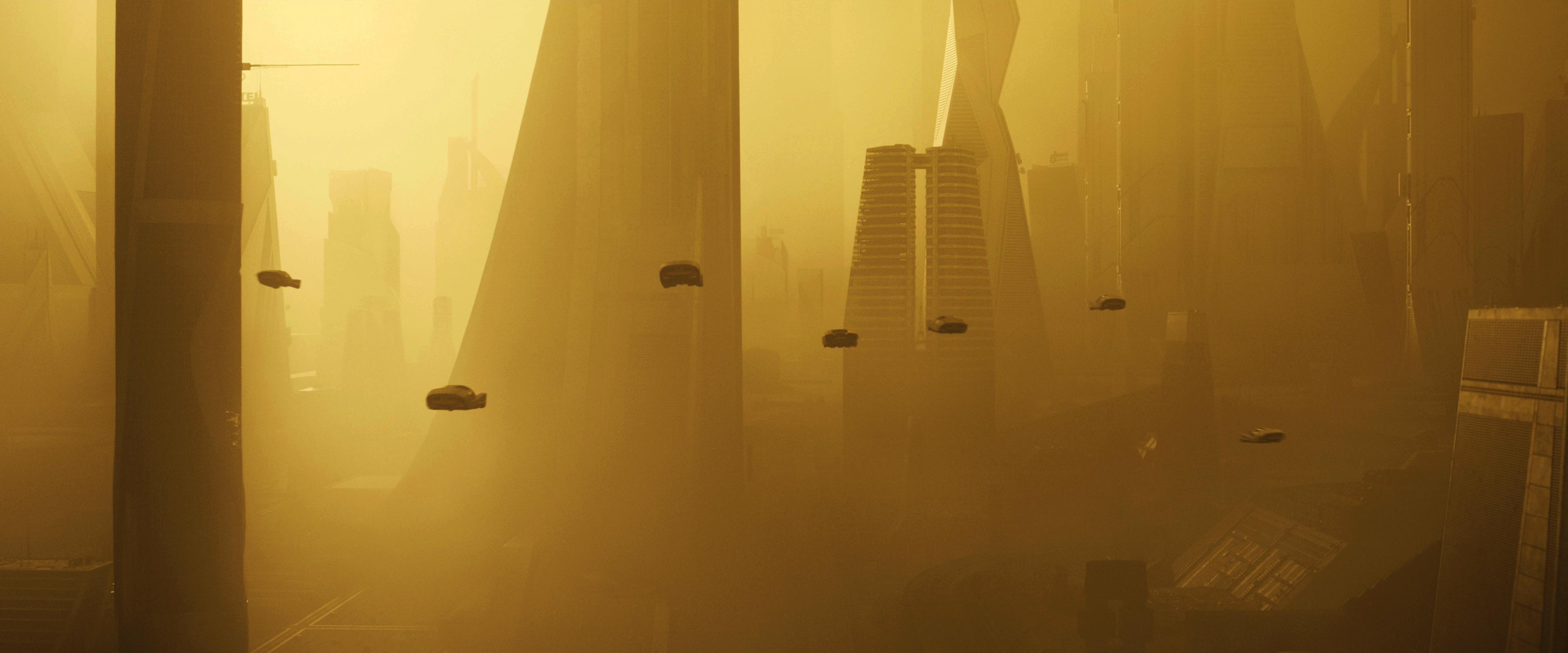 Wallpaper Bladerunner Blade Runner 2049 Cyberpunk 3840x1600
