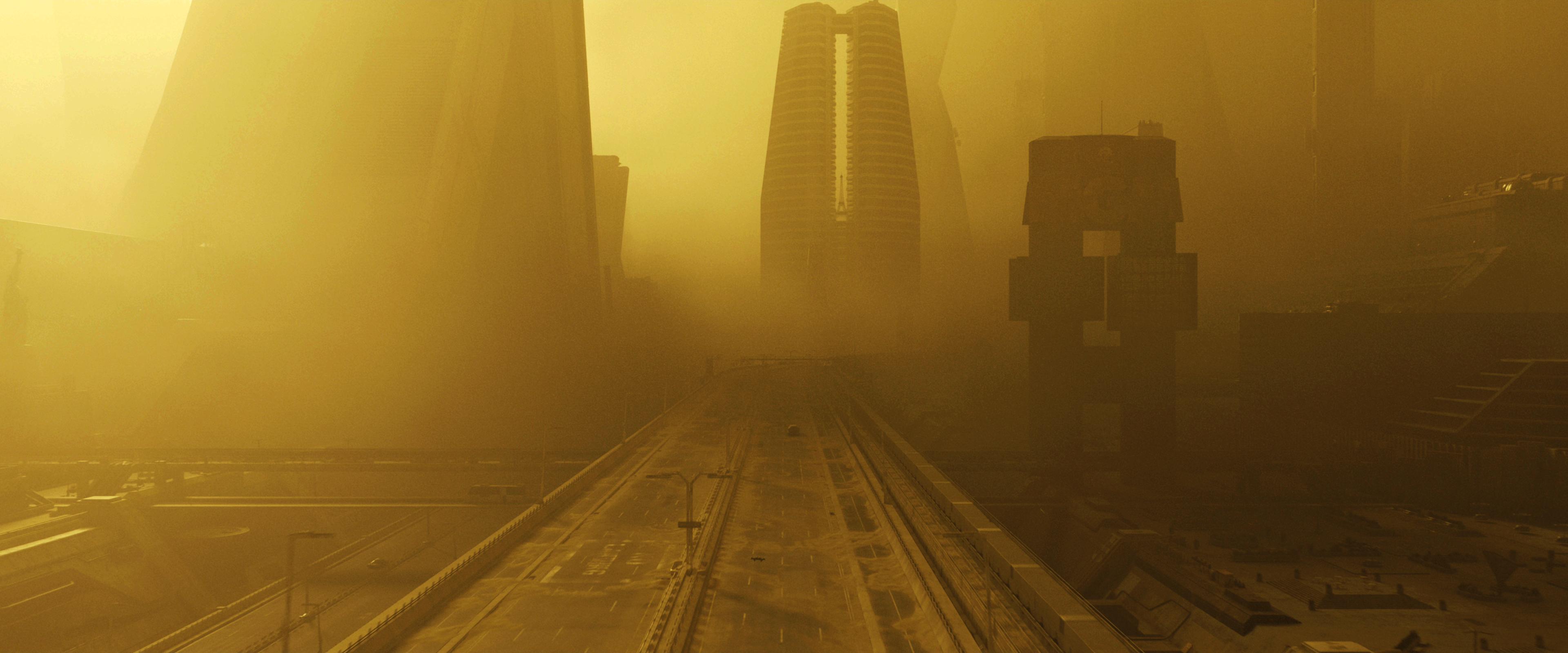 Wallpaper Bladerunner Blade Runner 2049 Cyberpunk Movies
