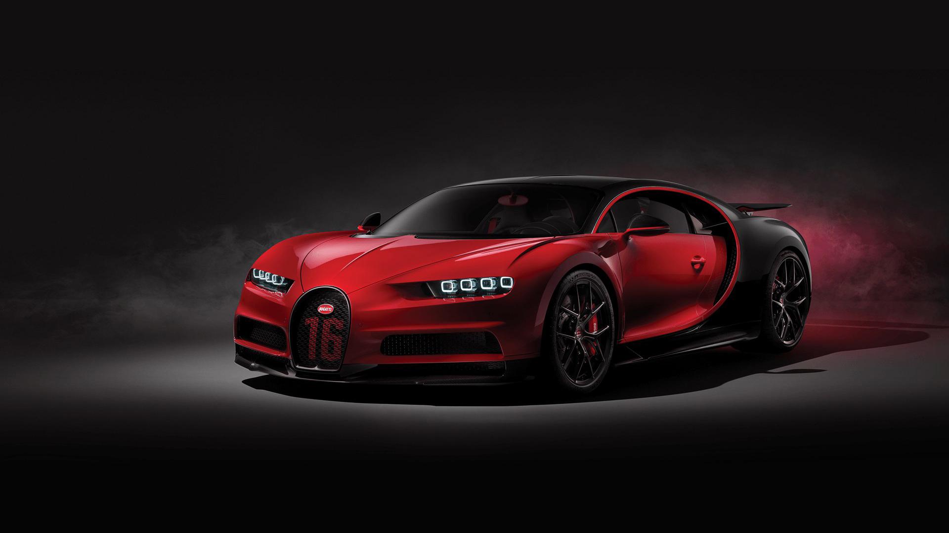Fond d'écran : Bugatti Chiron Sport, Supercars, voiture 1920x1080 - al3mat - 1275801 - Fond d ...
