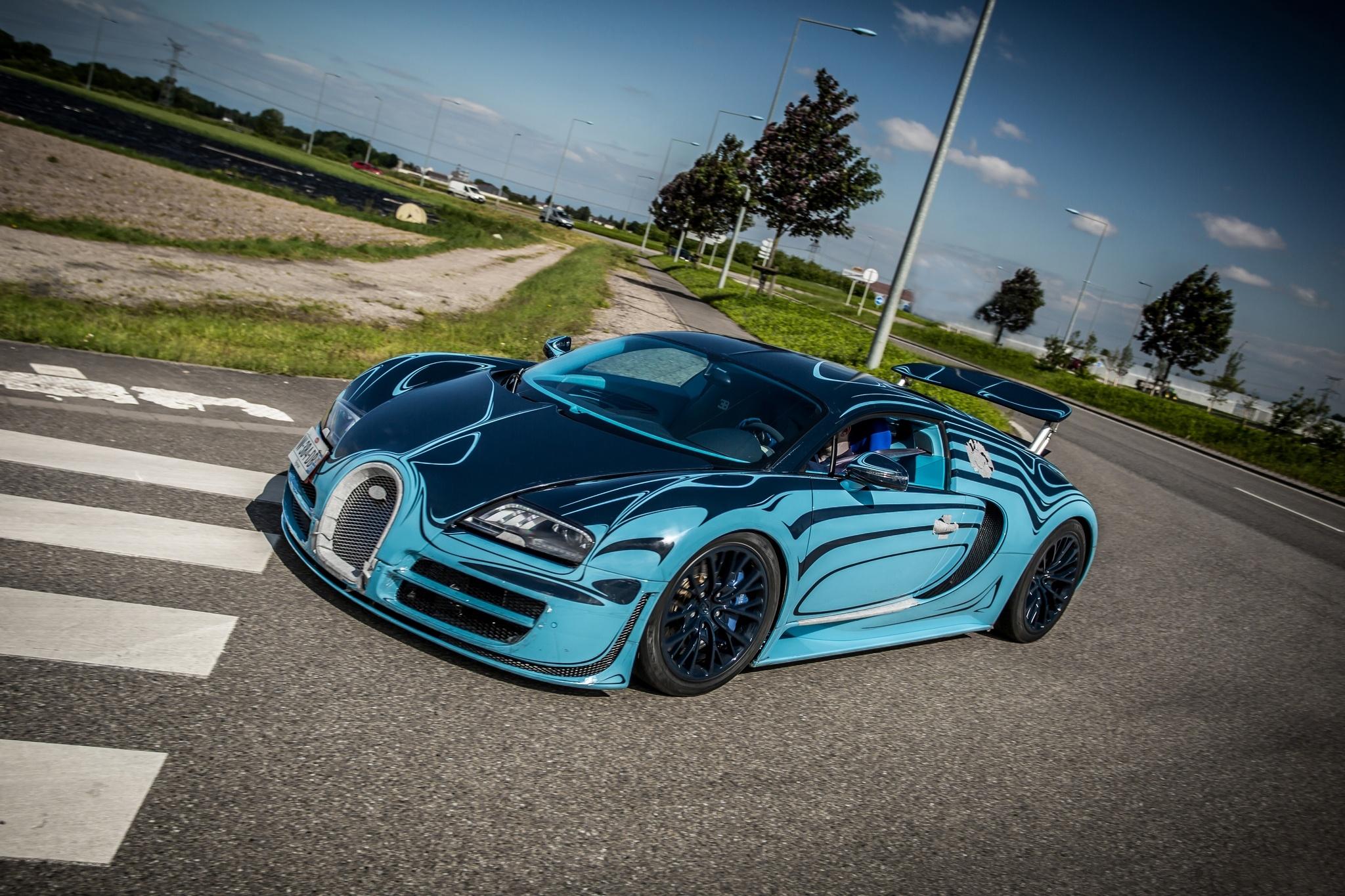 Bugatti Veyron Super Sport Full Hd Wallpaper: Wallpaper : Bugatti, Veyron, Super, Sport, Saphir Bleu