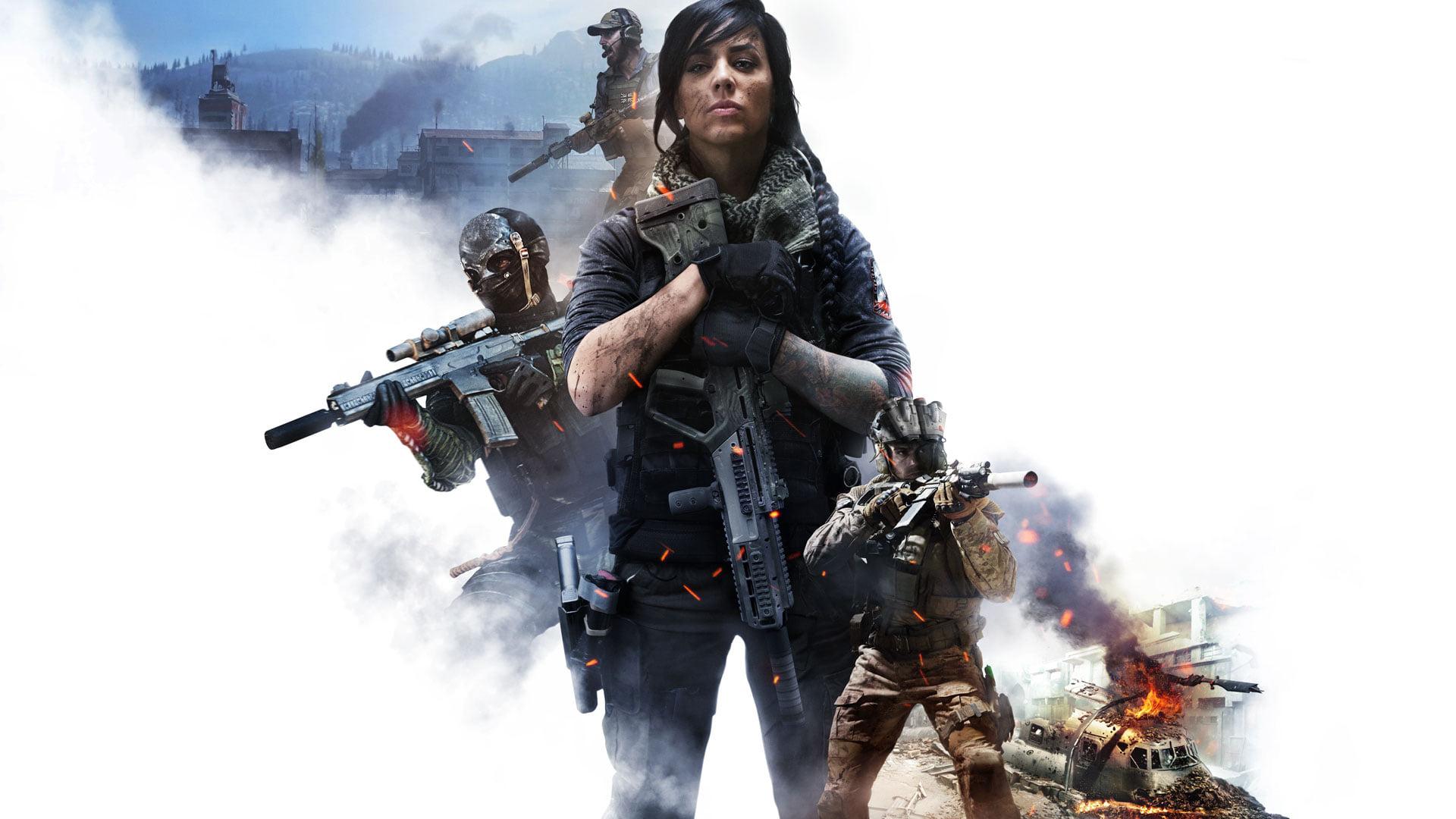 Wallpaper : Call of Duty, mara, gun, rifles, m4 carbine ...