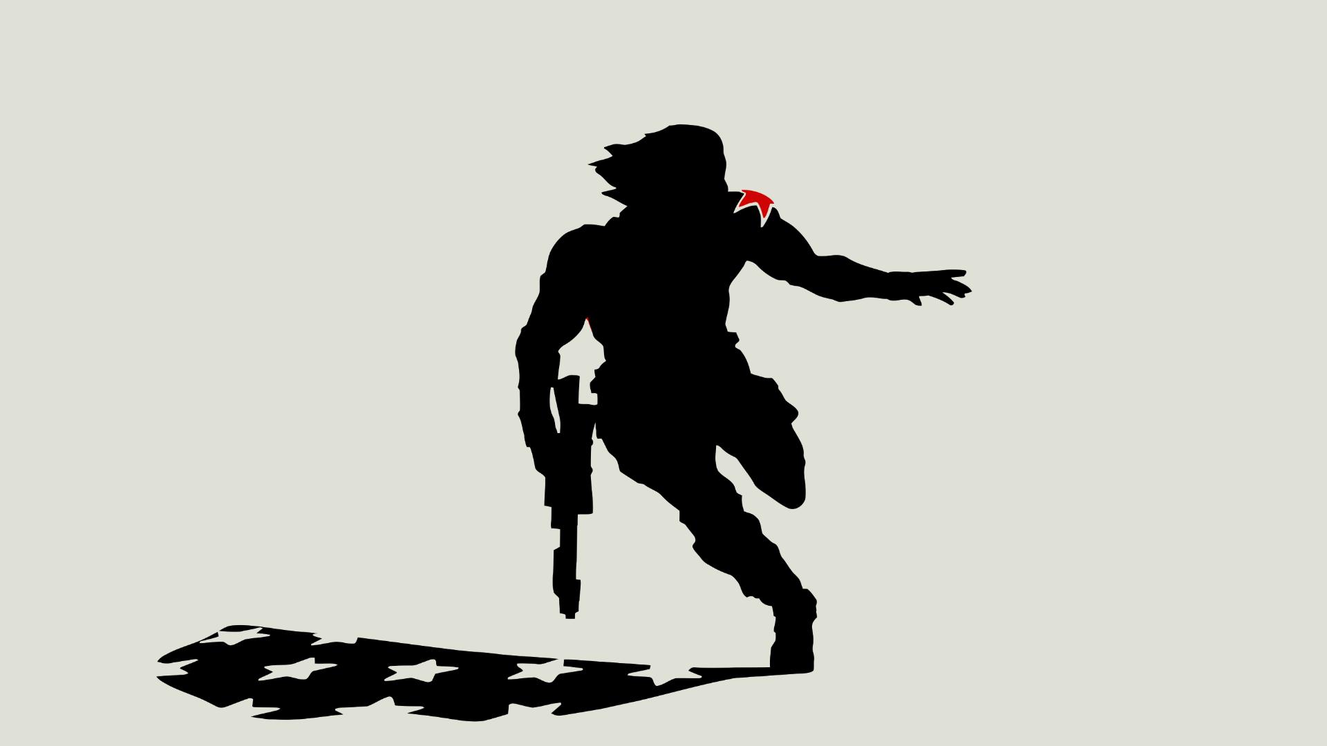 Wallpaper : Captain America The Winter Soldier, Bucky Barnes
