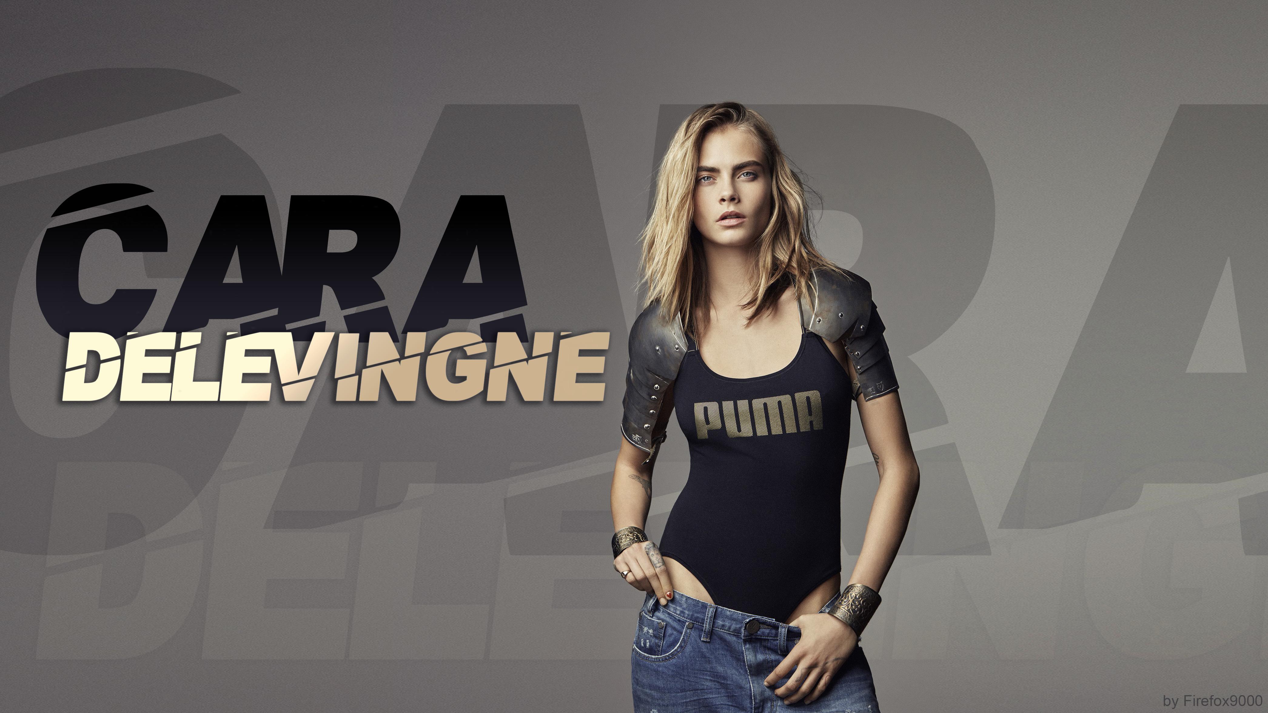 Cara Delevingne Puma Actress