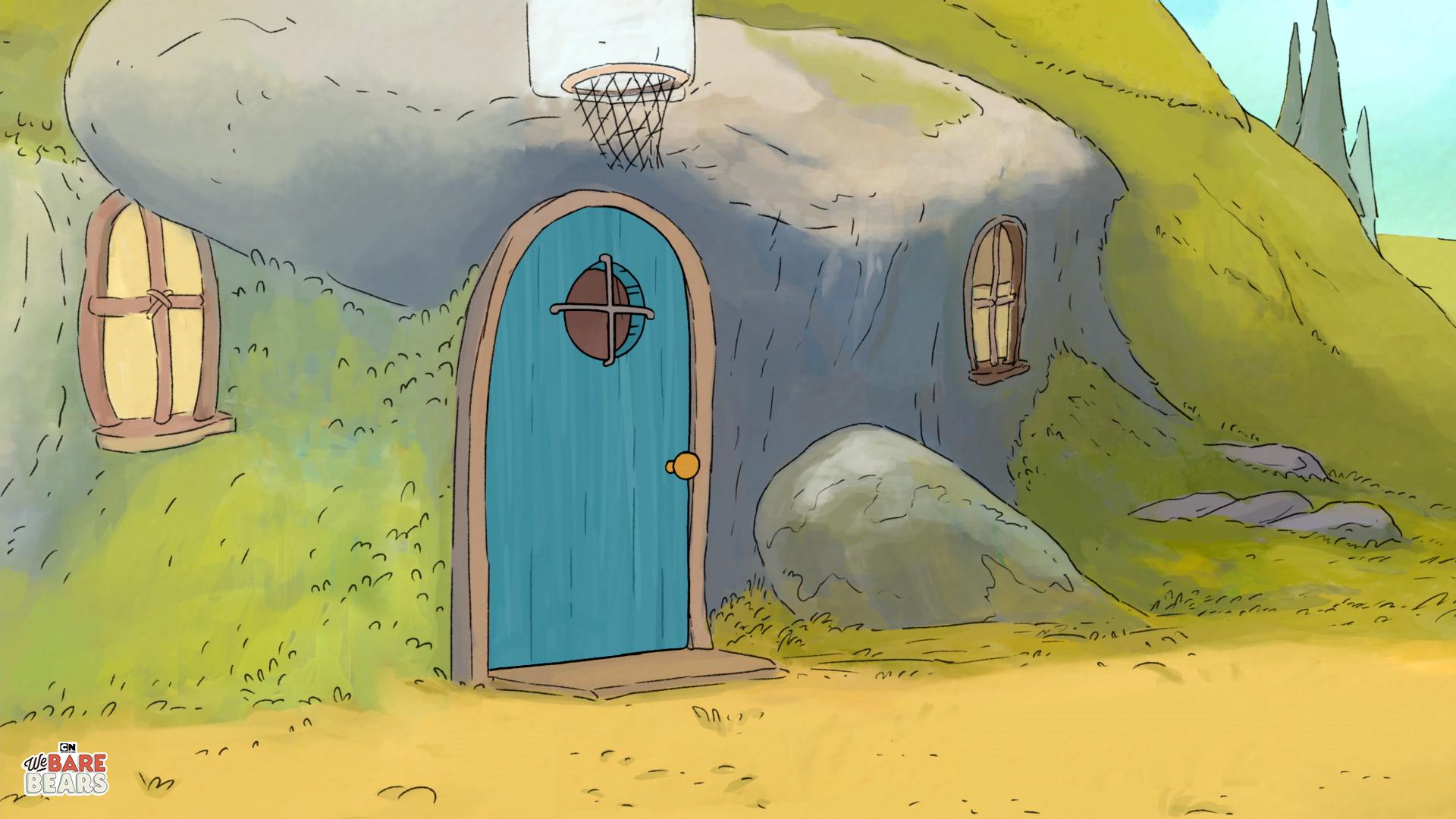 Wallpaper Cartoon Network Cartoon We Bare Bears 1920x1080