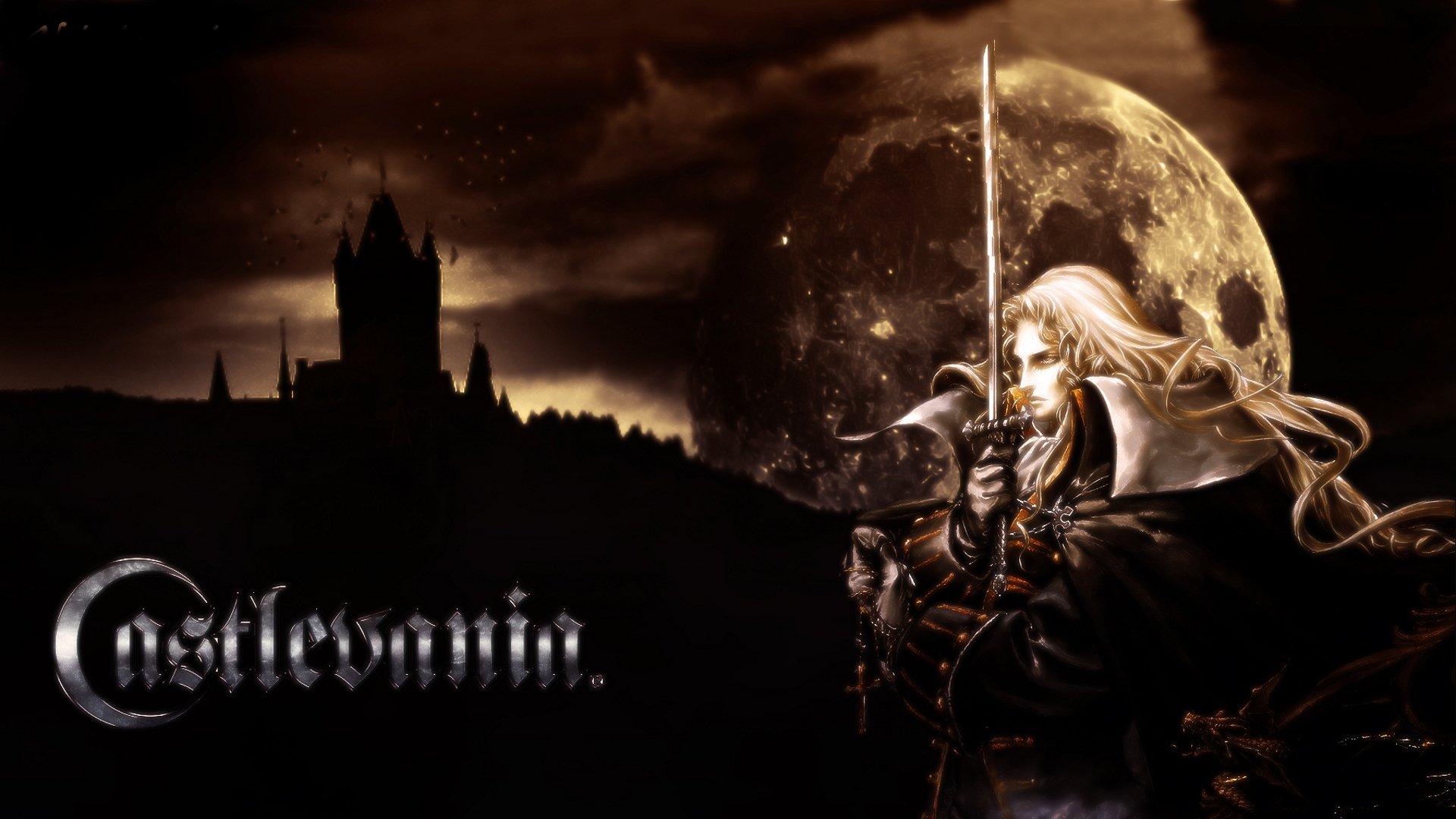 wallpaper : castlevania symphony of the night 1920x1080 - castlevian