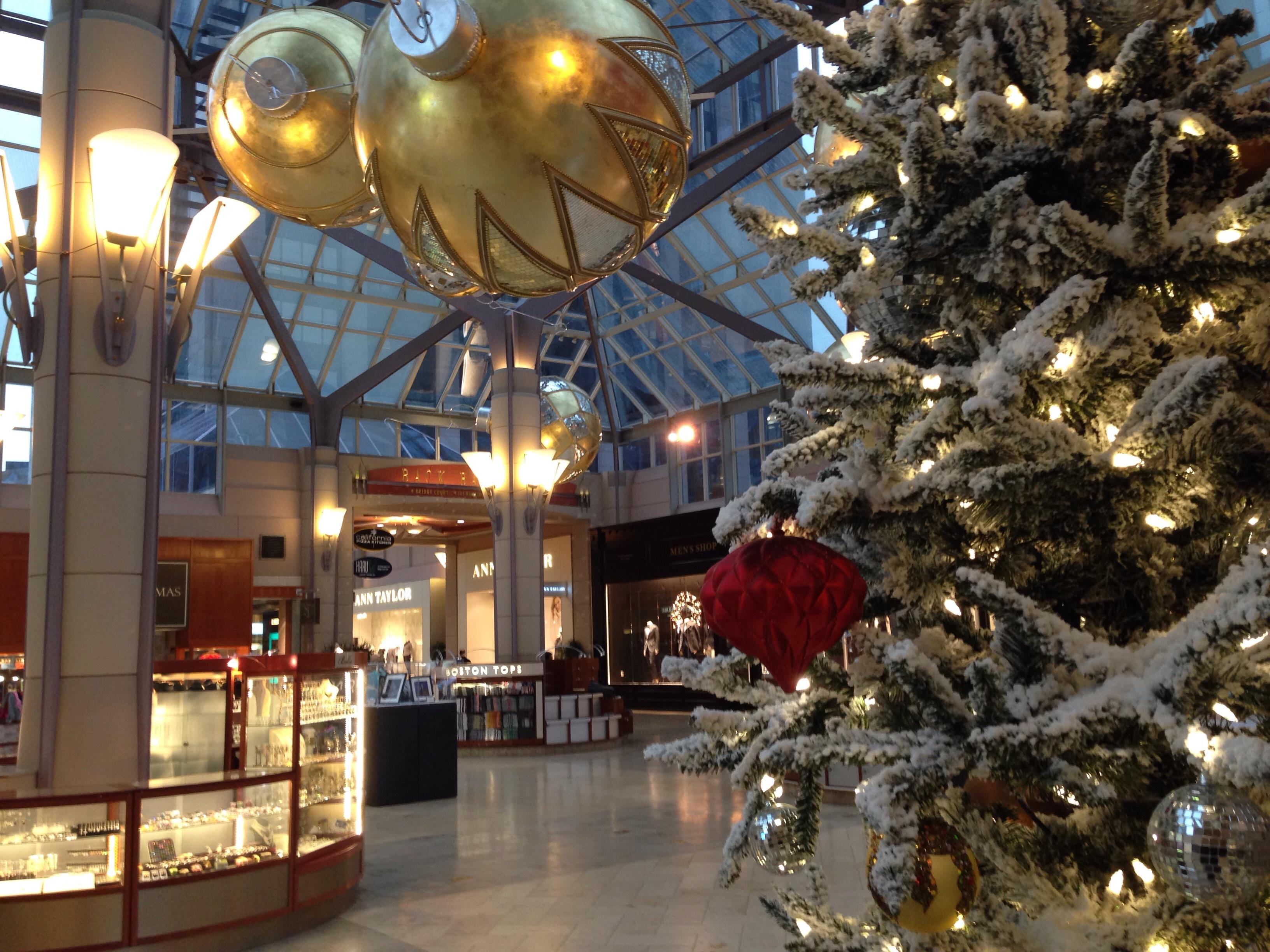 Christmas In Boston Massachusetts.Wallpaper Christmas Decorations Boston Massachusetts