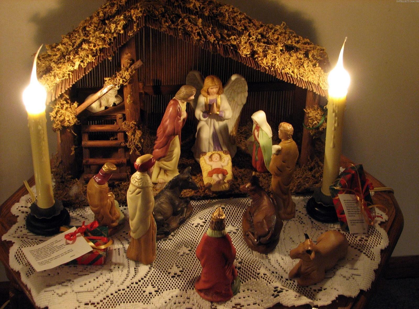 Christmas Jesus Wallpaper.Wallpaper Christmas Holiday Candles Jesus Angel