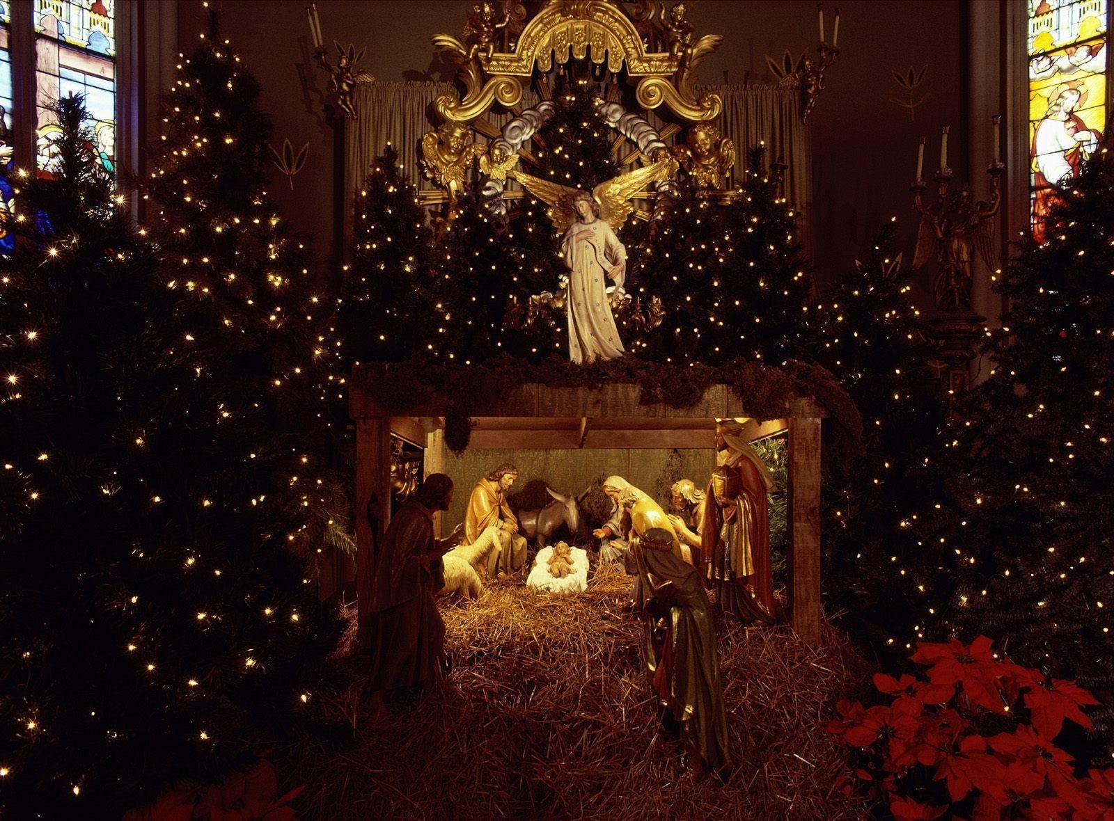 фото католического рождества открытки кто остались