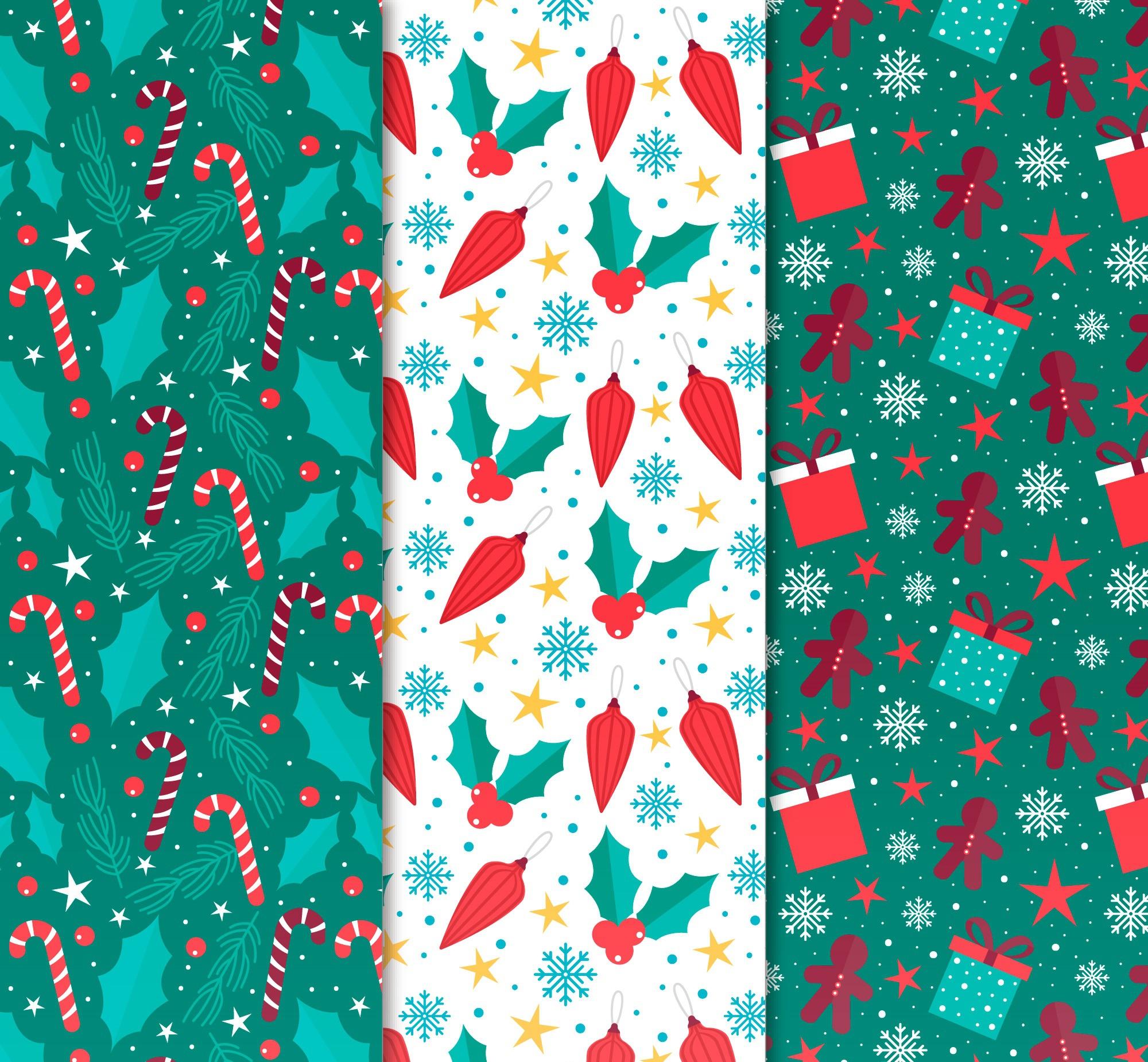 Christmas Texture.Wallpaper Christmas Texture Pattern 2000x1850