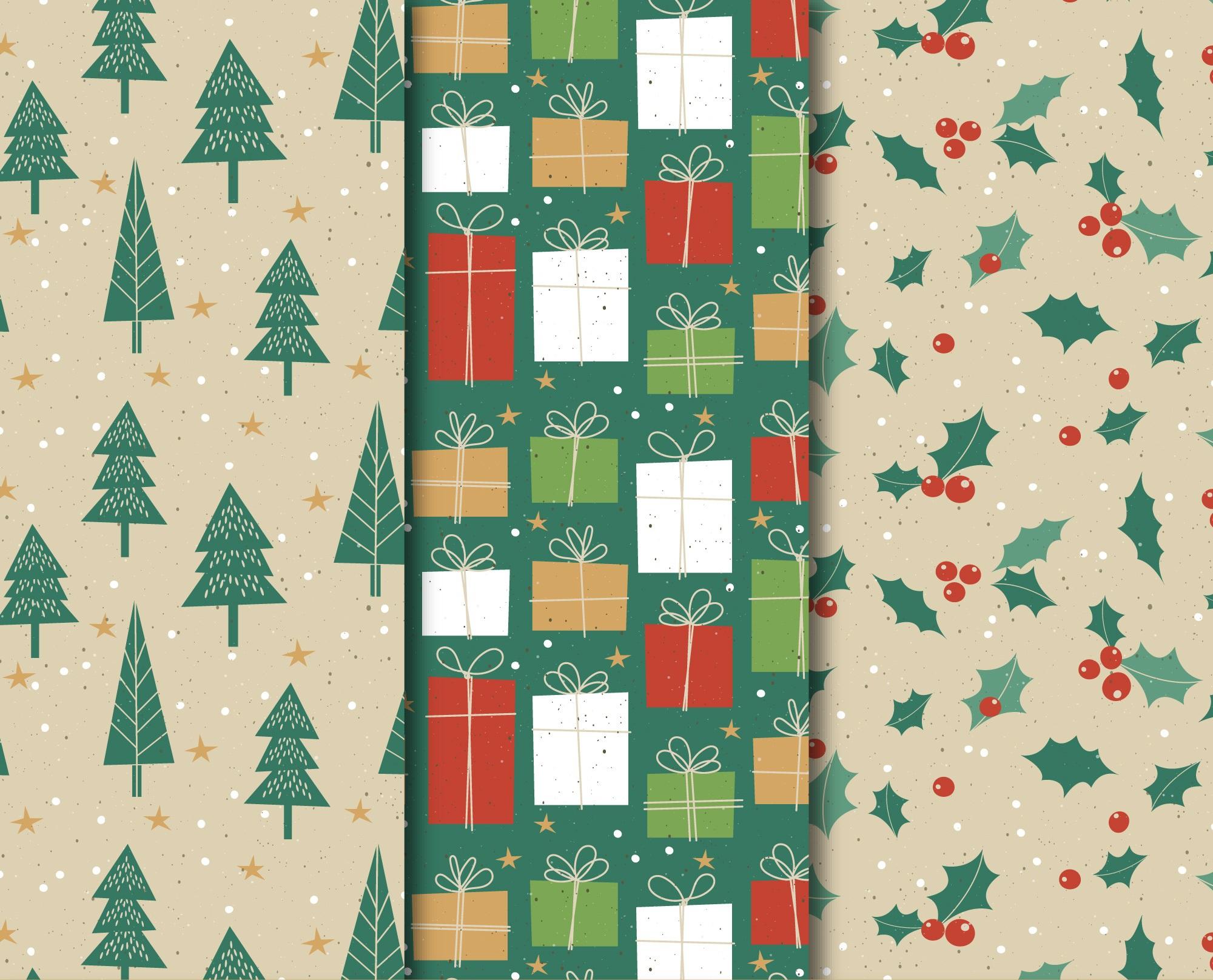 Christmas Texture.Wallpaper Christmas Texture Pattern 2000x1616