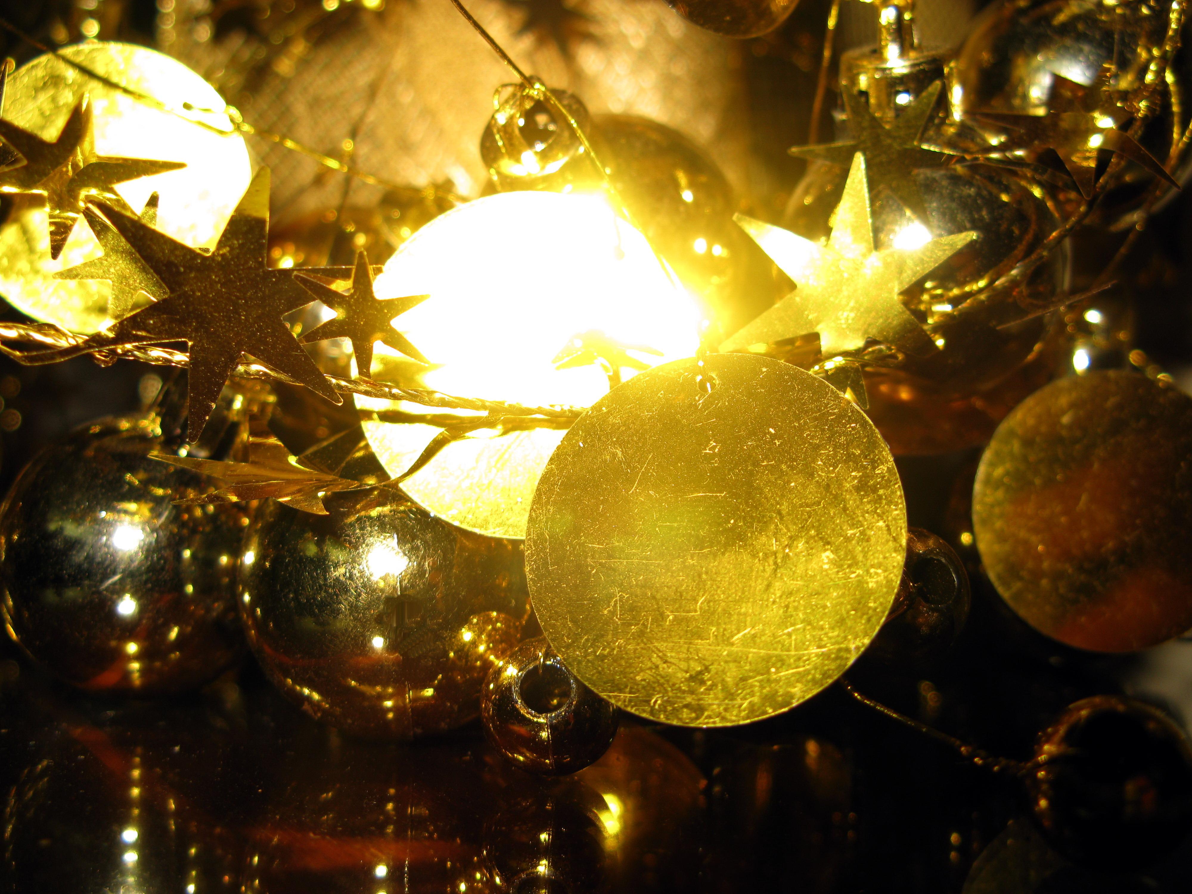 Sfondi Natalizi Oro.Sfondi Natale Oro Navidad Palle Bolas Marcia Deno L