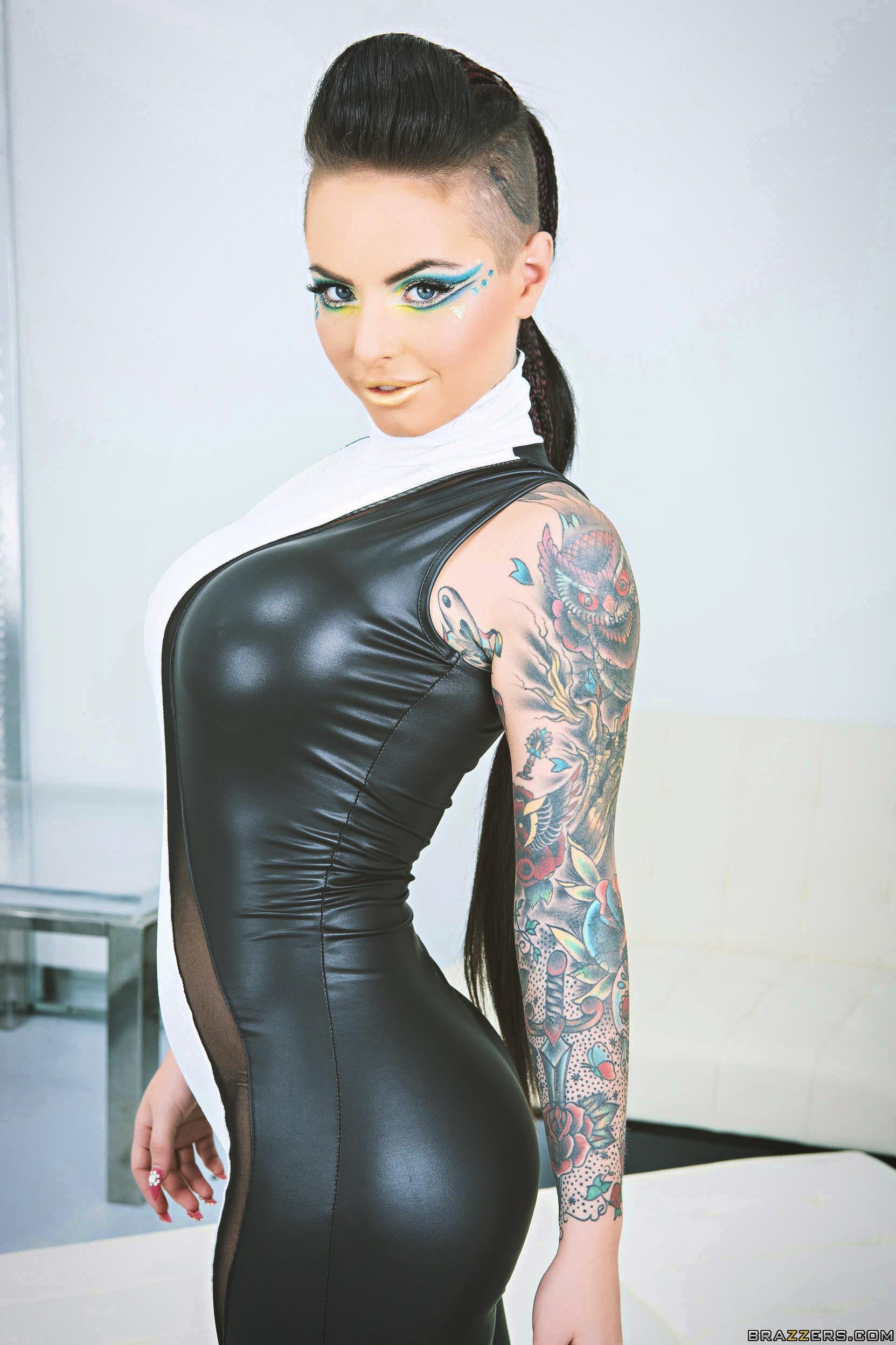Pornstars with tattos