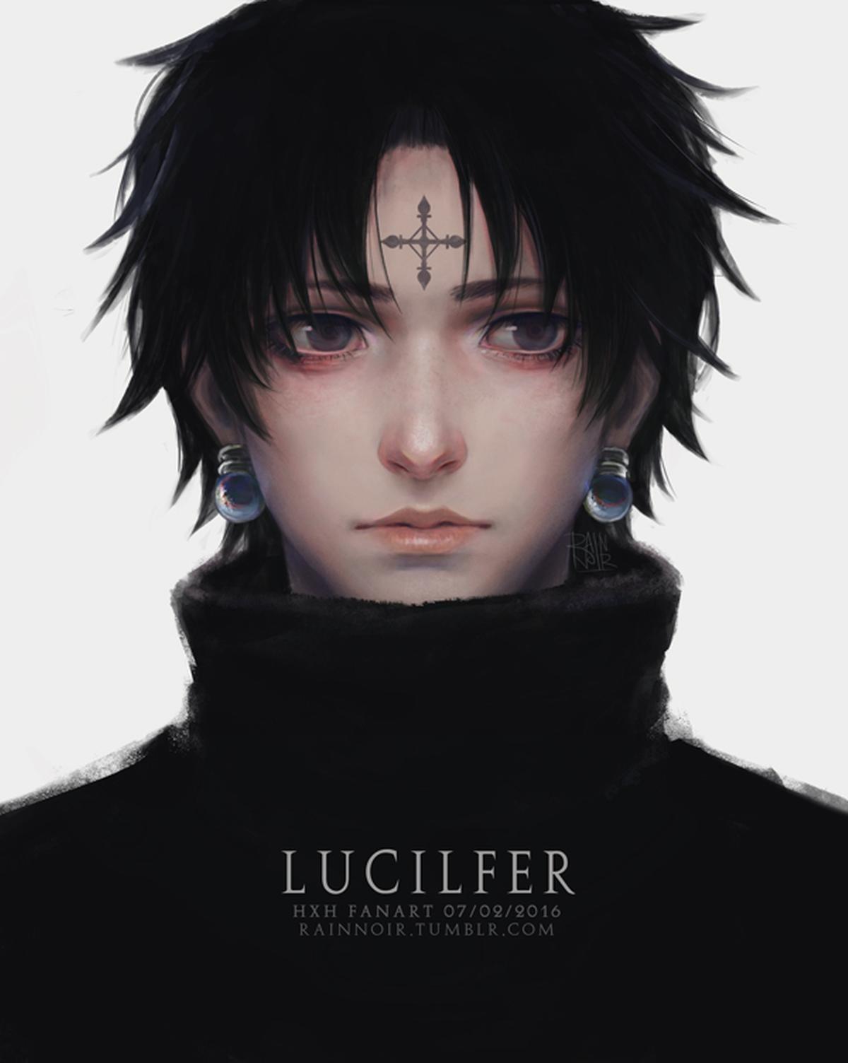 Chrollo Lucifer Hunter X Realistic Fan Art