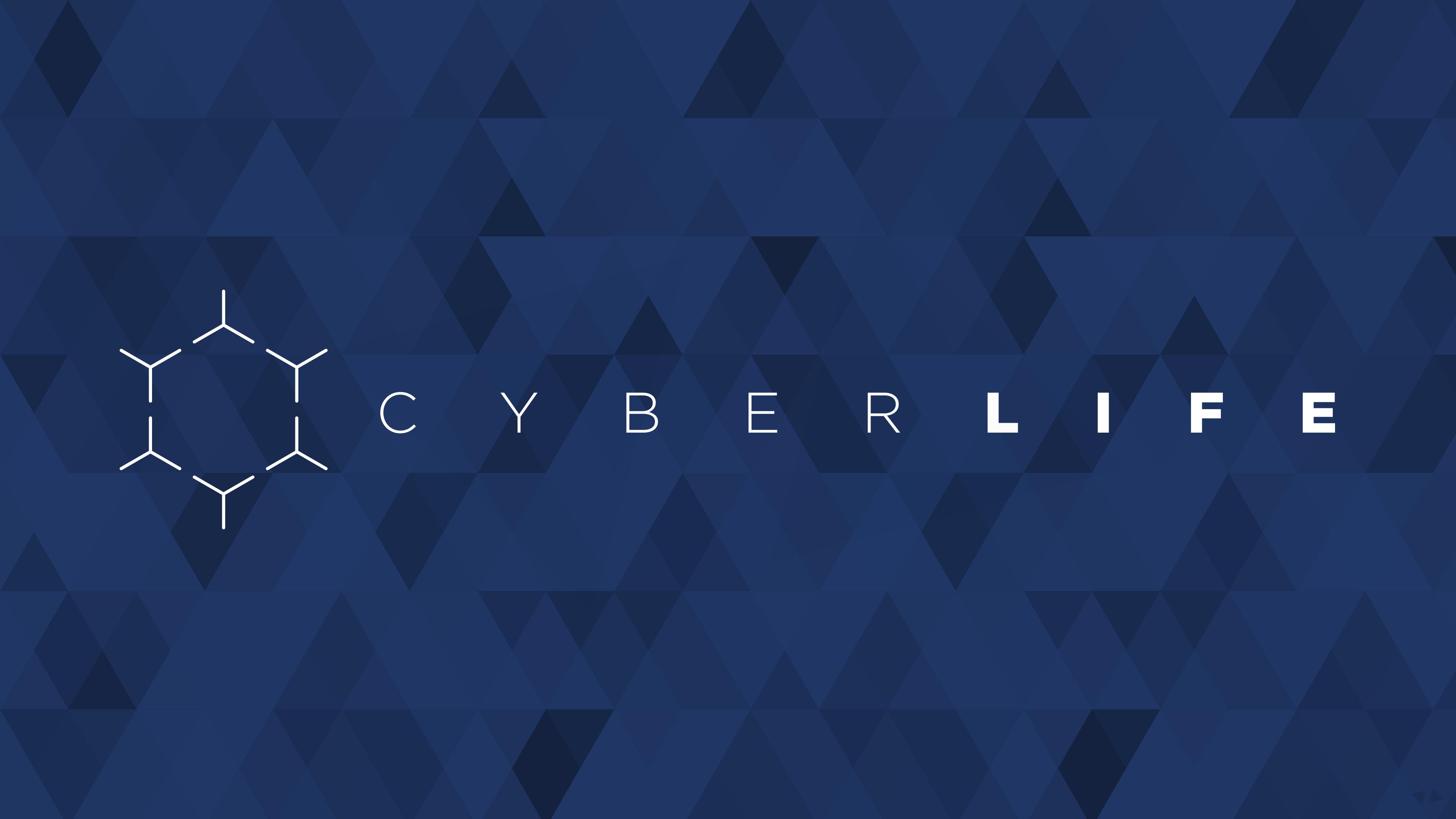 Wallpaper Cyberlife Logo Text Geometry Triangle Detroit