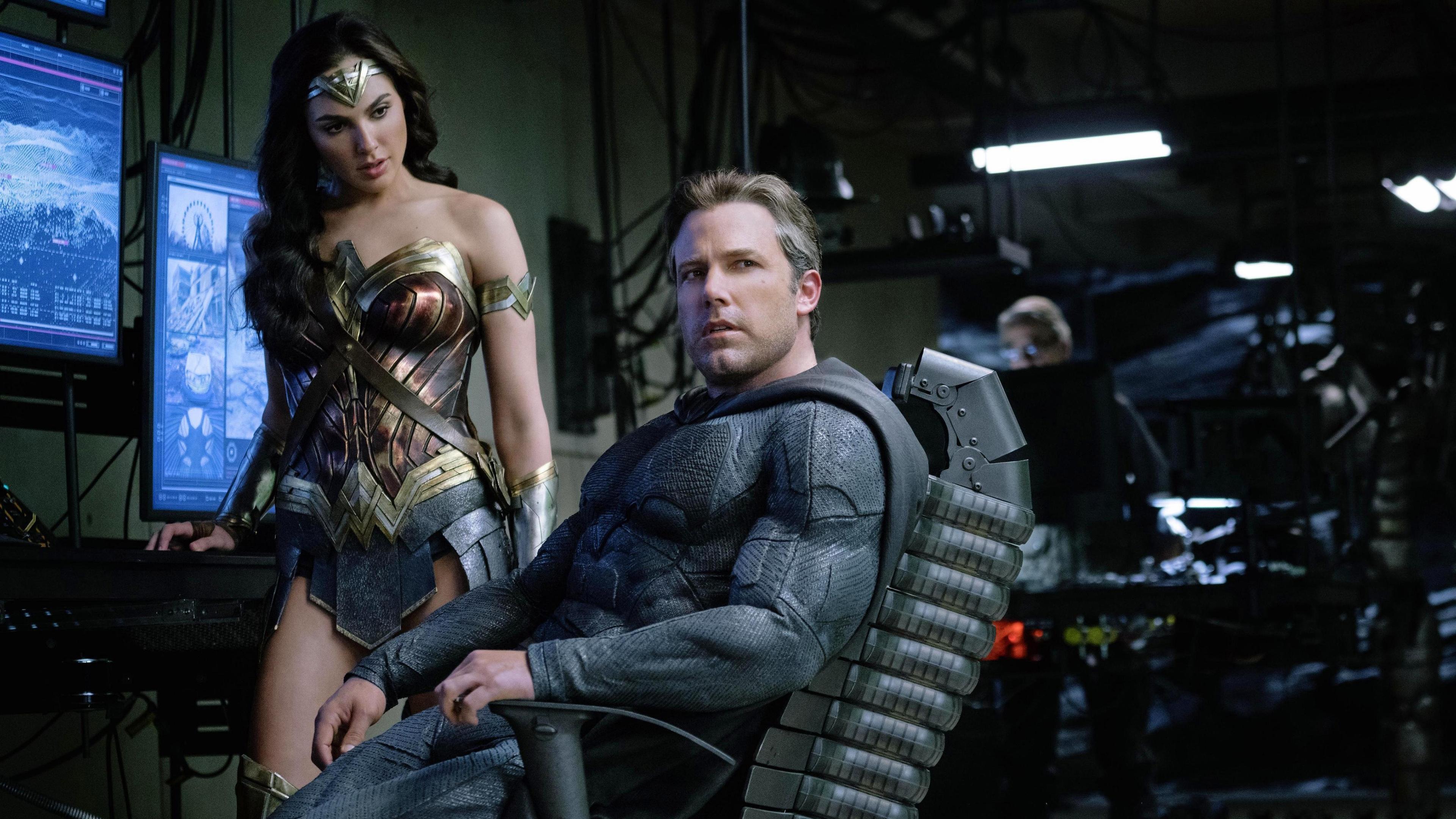 Wallpaper Dc Comics Wonder Woman Justice League Justice League