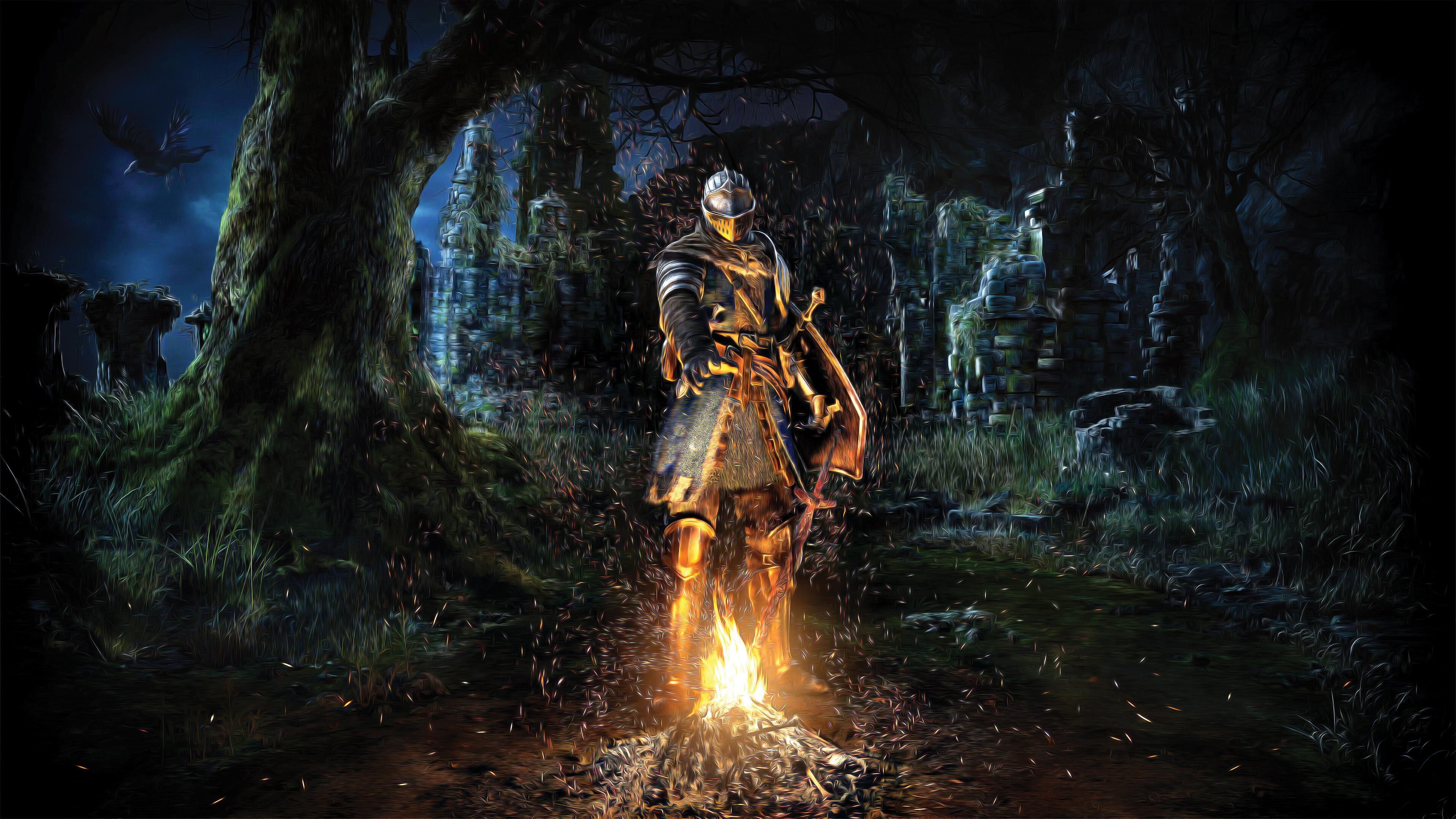 Wallpaper Dark Souls Dark Souls Remastered From Software