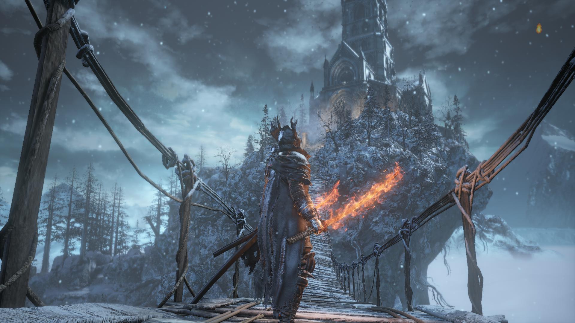 Wallpaper Dark Souls Iii Dark Souls Video Games