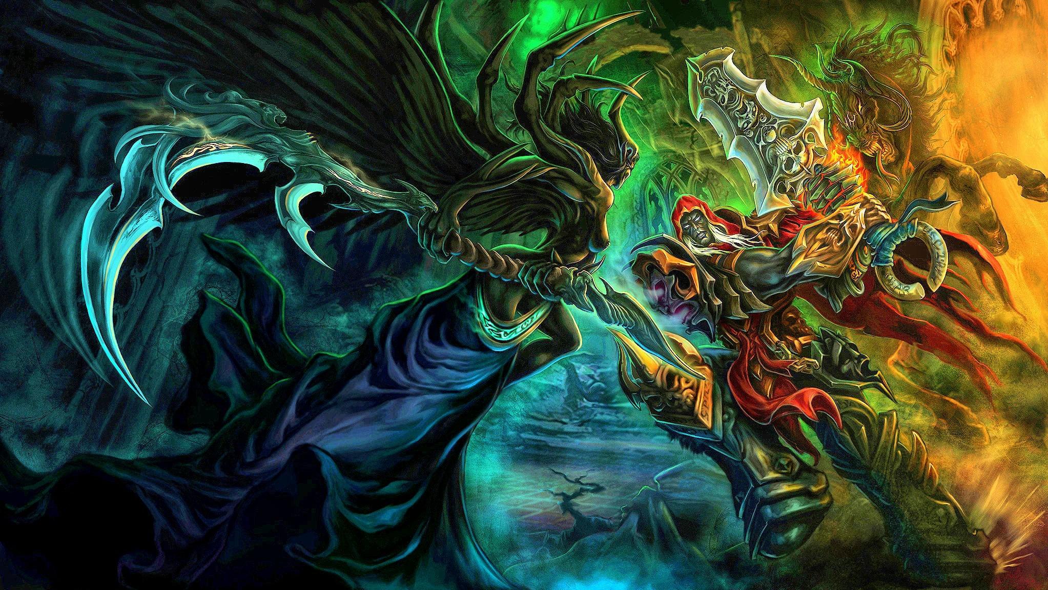 Wallpaper : Darksiders, war, Four Horsemen of the Apocalypse