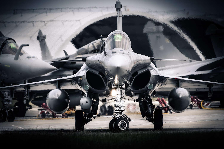 Fondos De Pantalla Dassault Rafale Fuerza Aérea Francesa