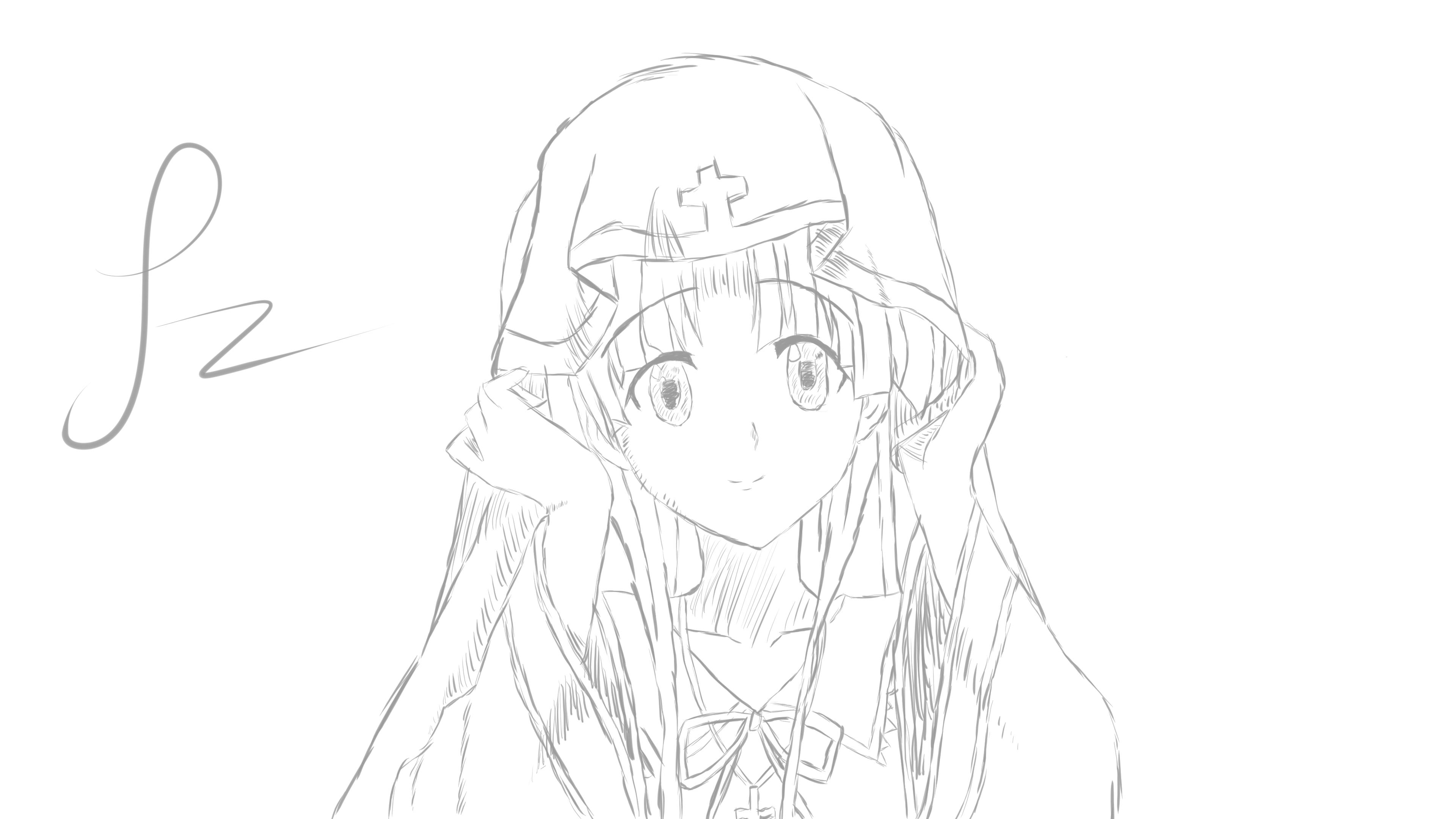 Fond Décran Date A En Direct Yoshinon Croquis De Manga
