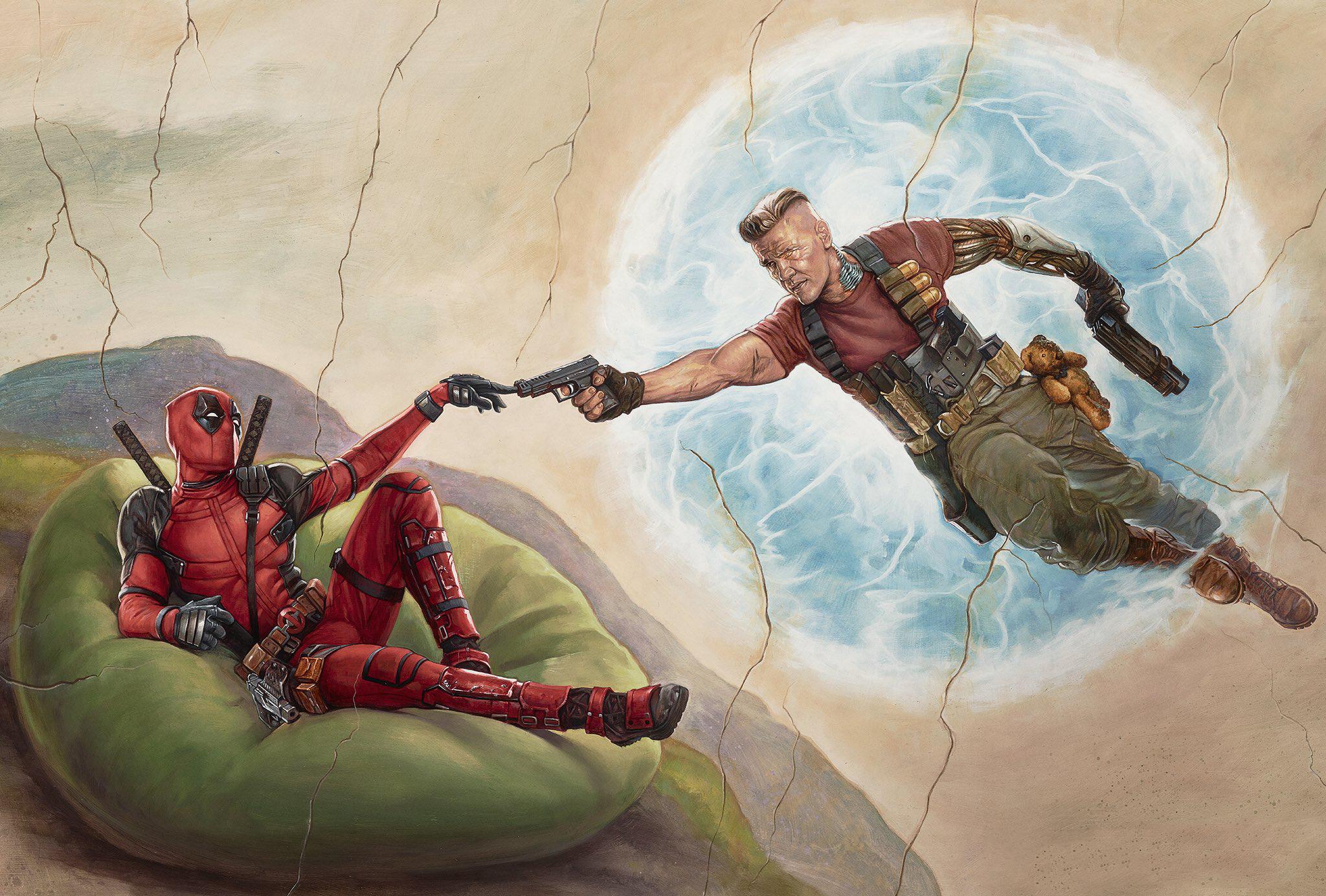 Popular Wallpaper Marvel Cable - Deadpool-Deadpool-2-Ryan-Reynolds-Josh-Brolin-Cable-Marvel-Cinematic-Universe-artwork-movies-gun-1299375  Gallery_67725.jpg