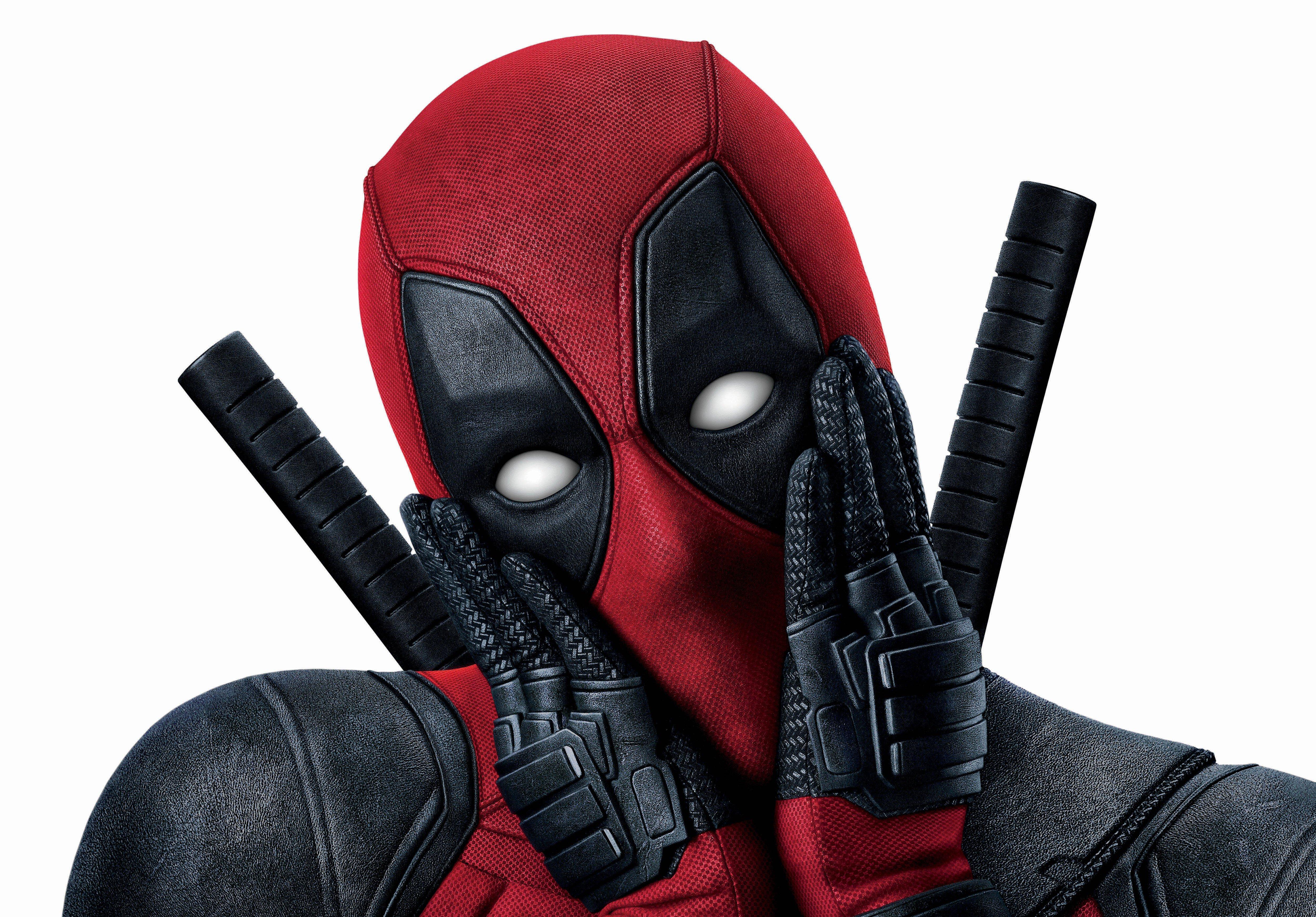 Wallpaper : Ryan Reynolds, Deadpool 2